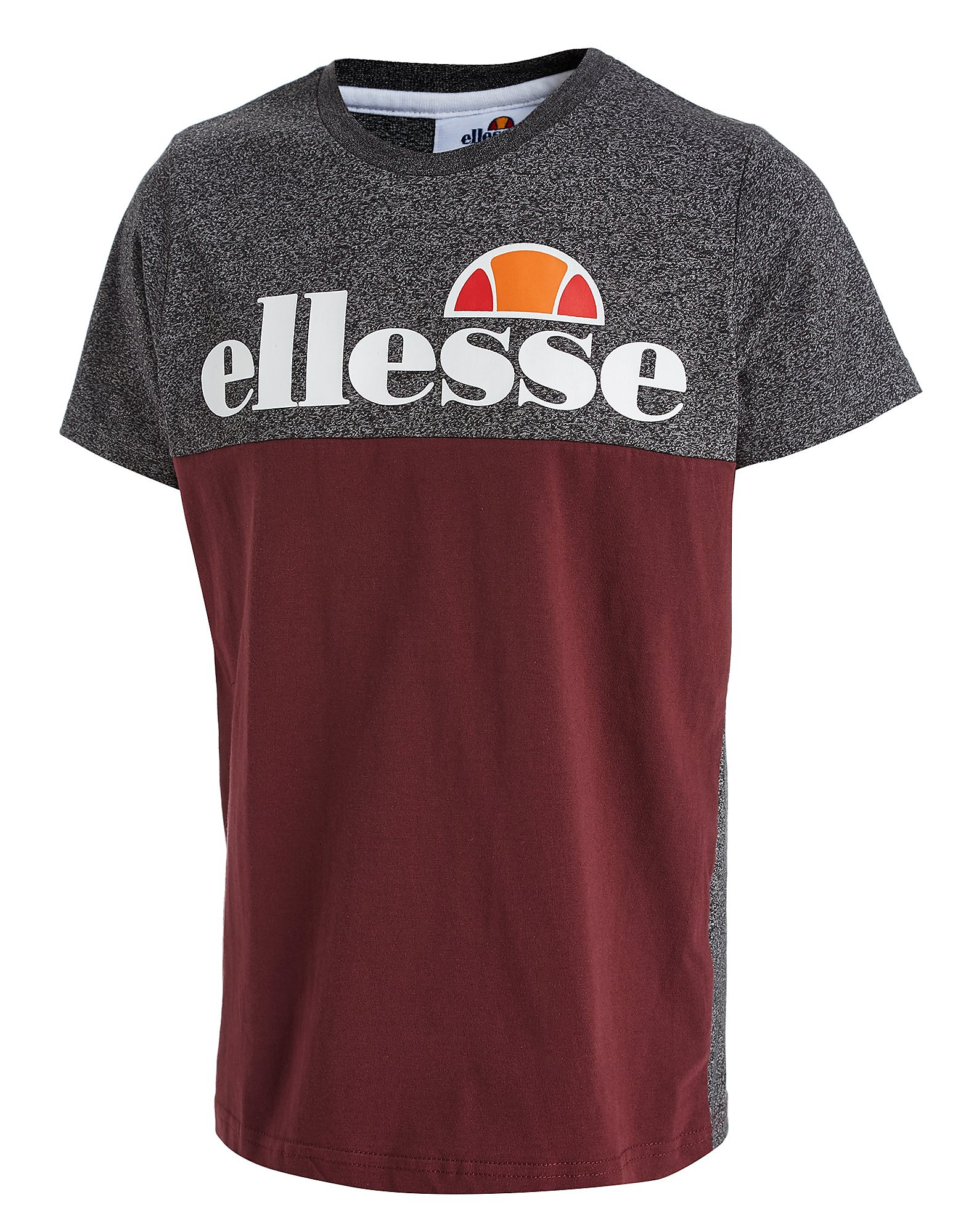 Ellesse Colourblock Jersey T-Shirt Junior