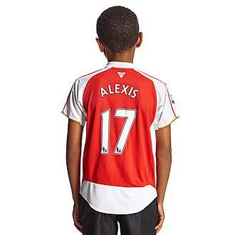 PUMA Arsenal FC Home 2015/16 Alexis Shirt Junior