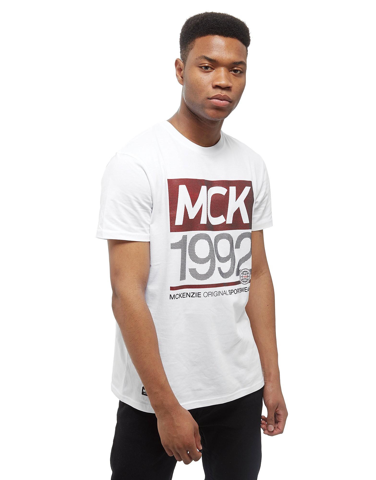 McKenzie Forge T-Shirt - alleen bij JD - Wit - Heren