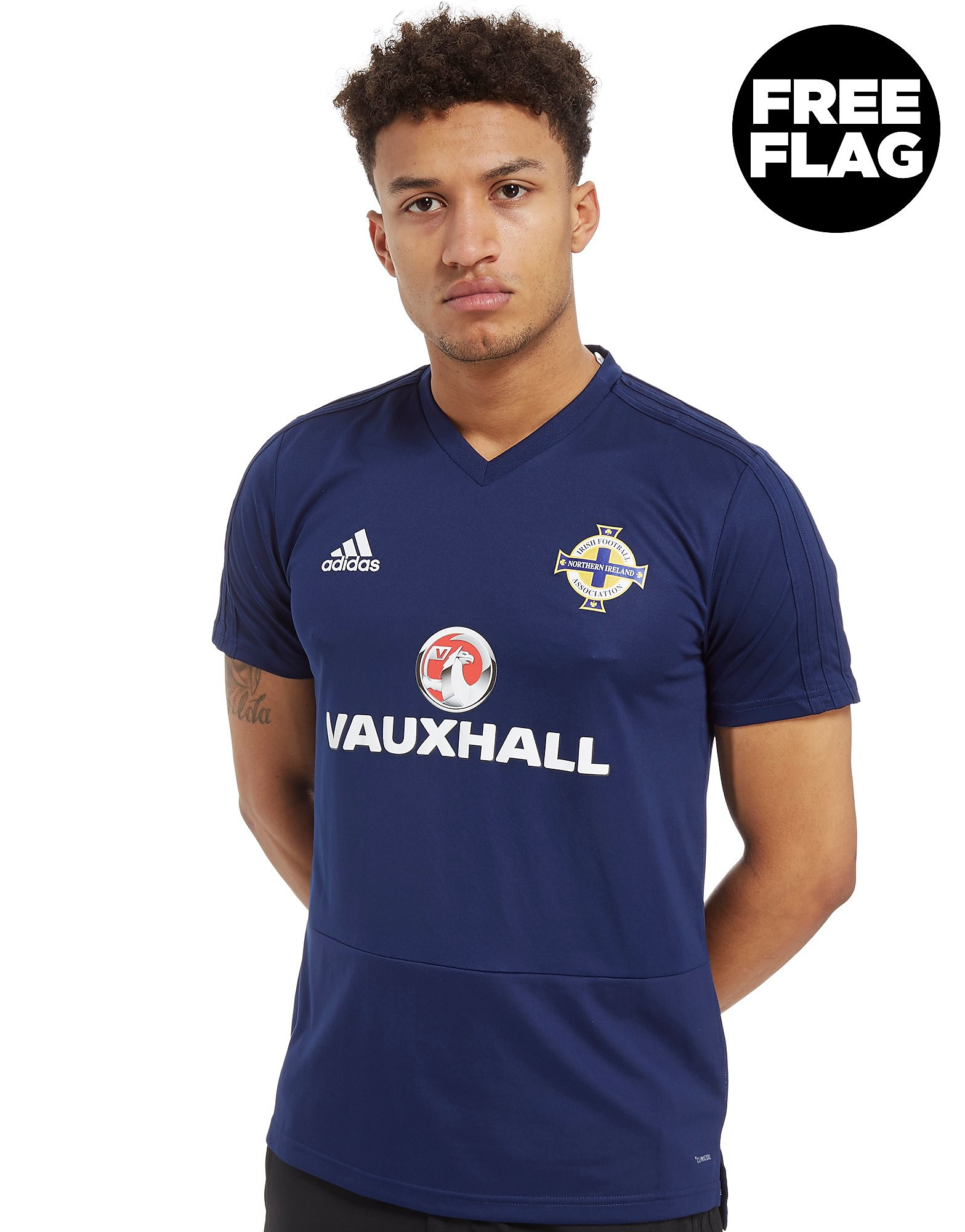adidas Northern Ireland 2018 Training Jersey