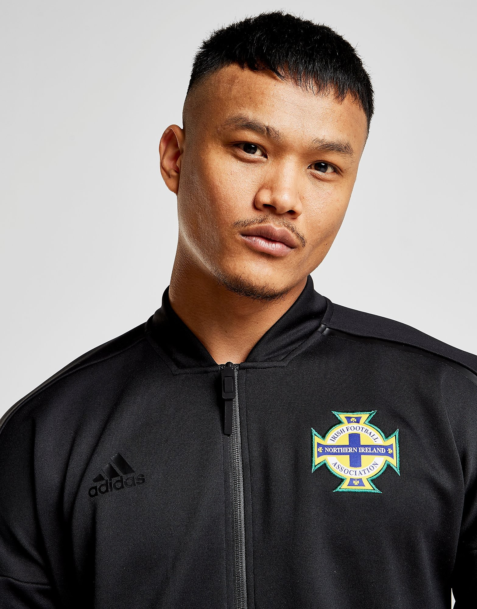 adidas Northern Ireland 2018 Anthem Jacket