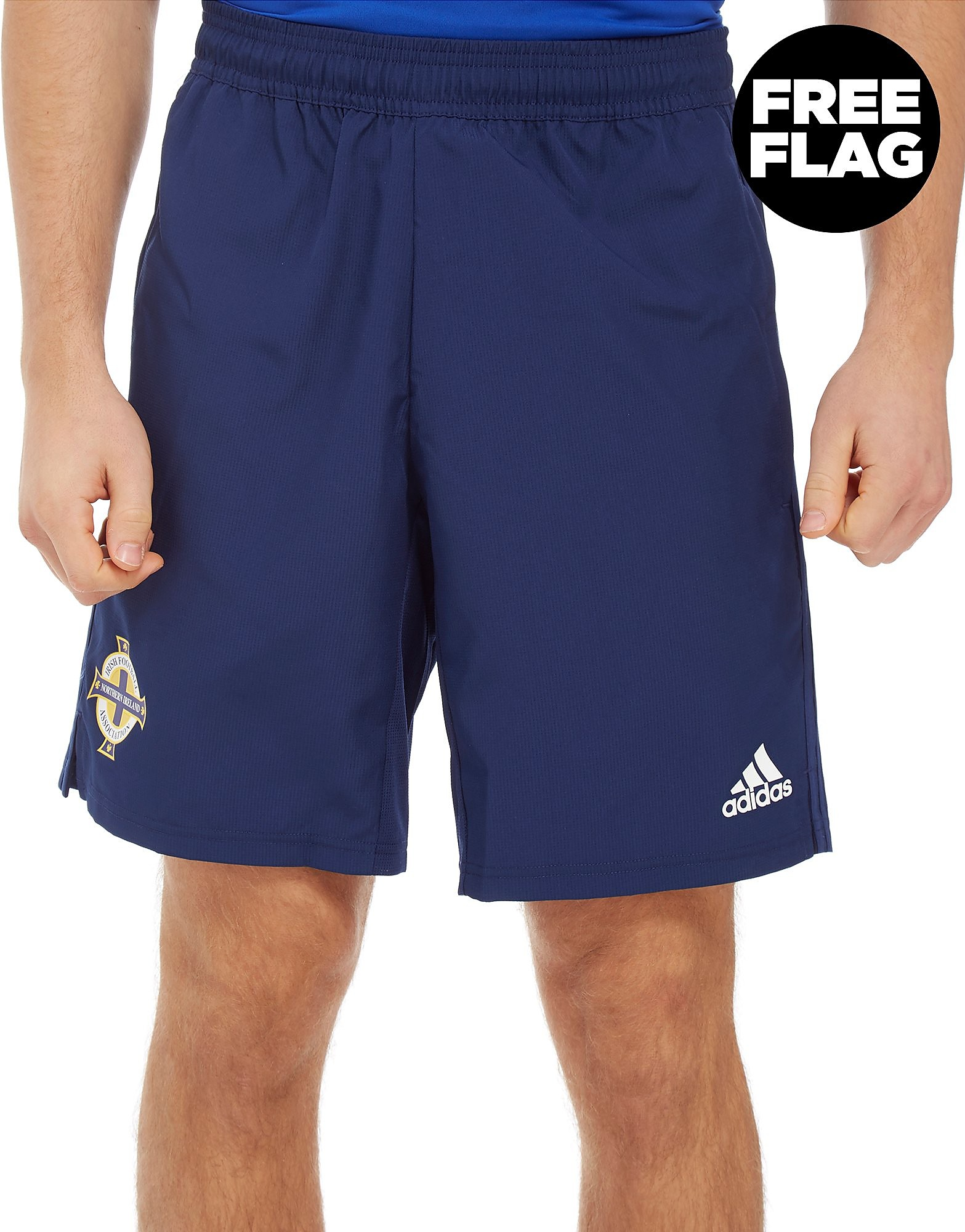 adidas Northern Ireland 2018 Woven Shorts