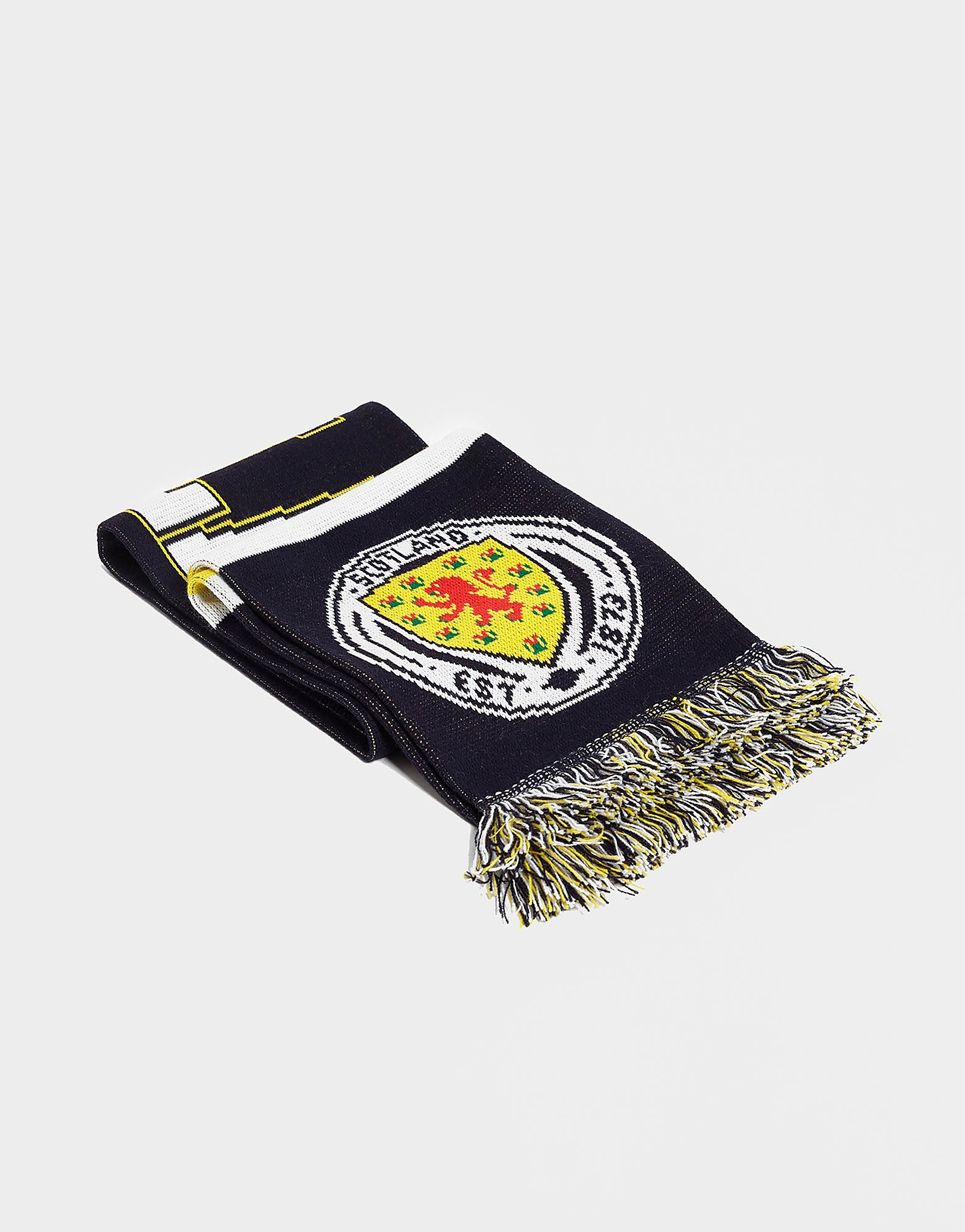 Official Team Scotland Jacquard Scarf