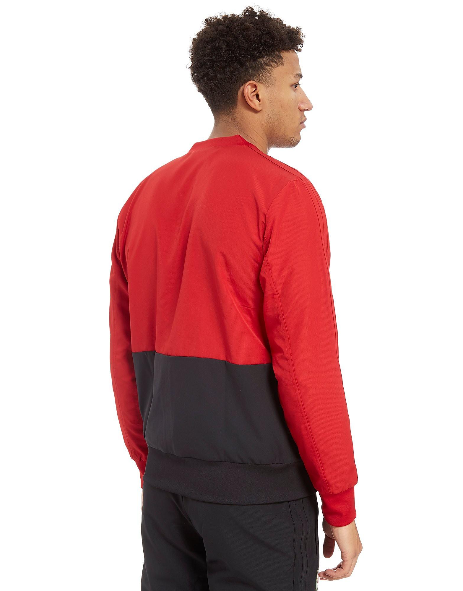 adidas FA Wales 2018 Presentation Jacket