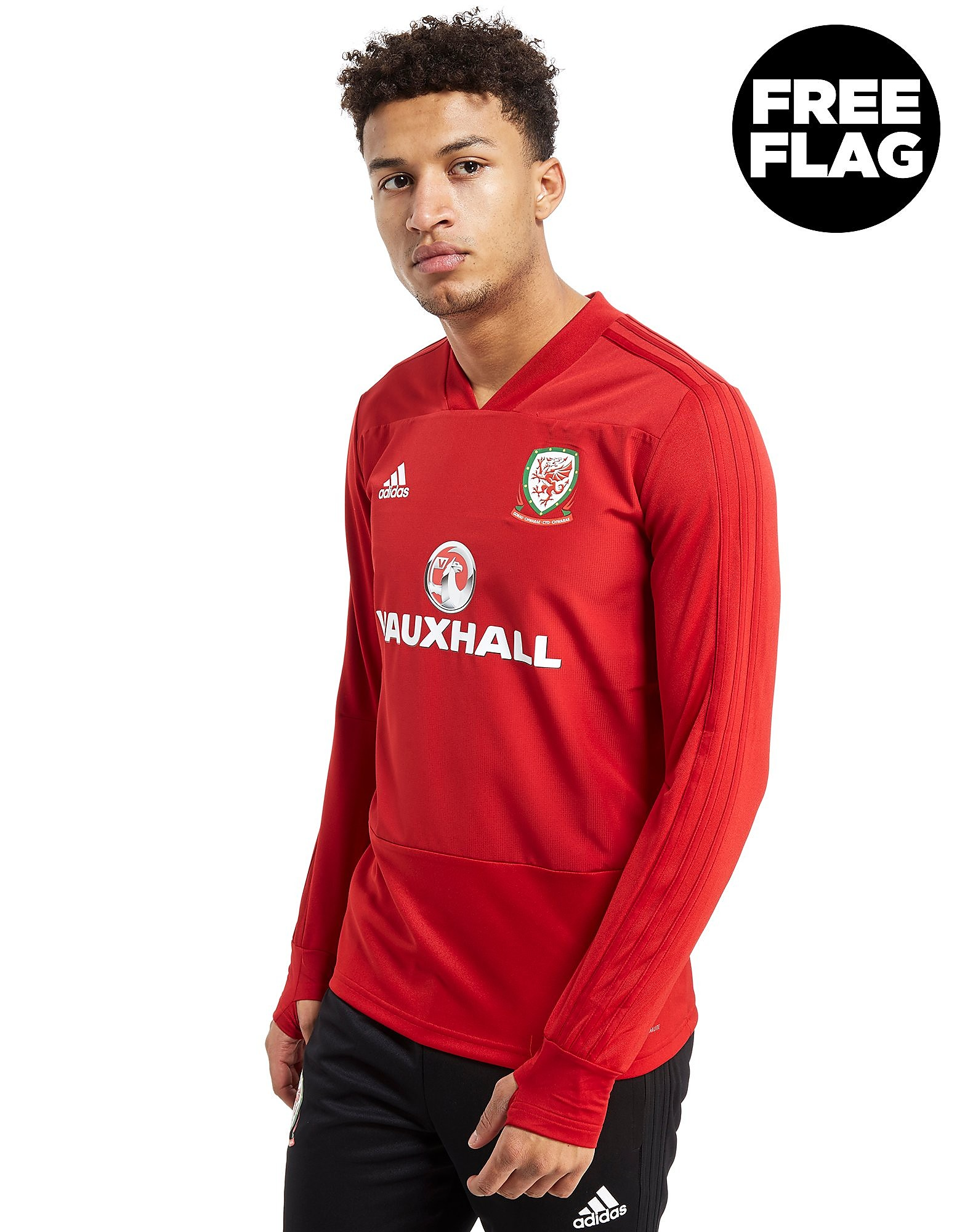 adidas FA Wales 2018 Training Top