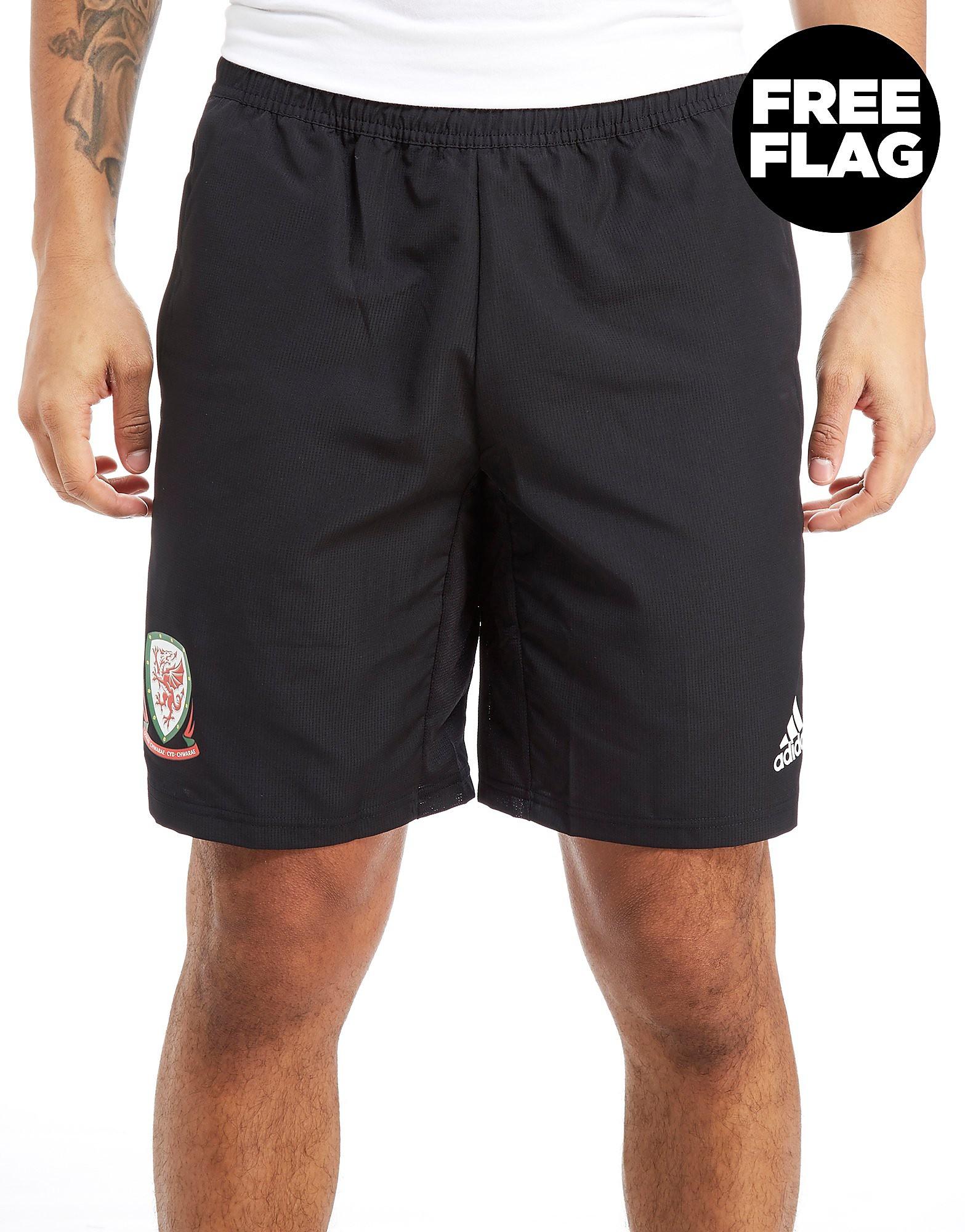 adidas FA Wales 2018 Woven Shorts