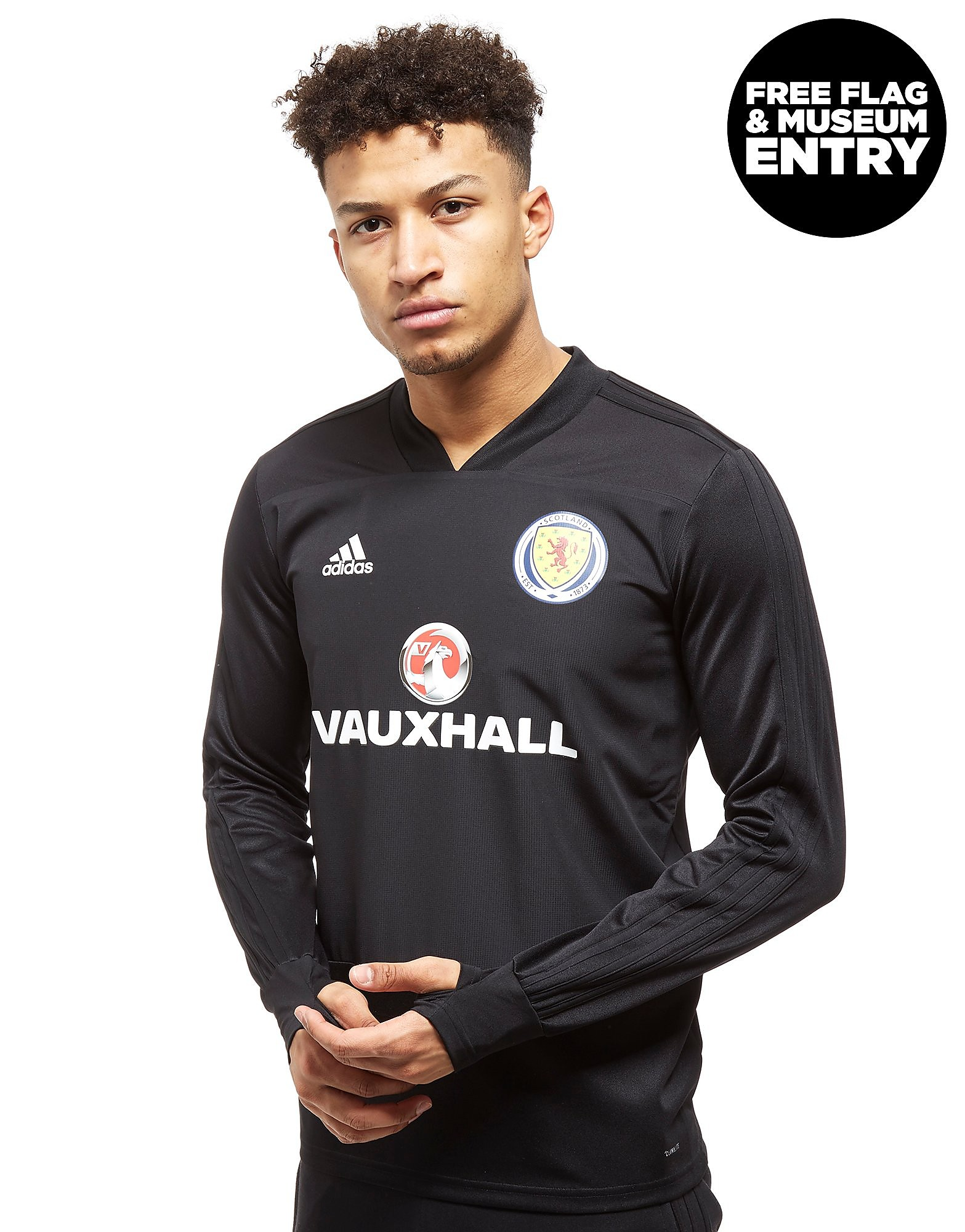 adidas Scotland FA 2018 Training Top