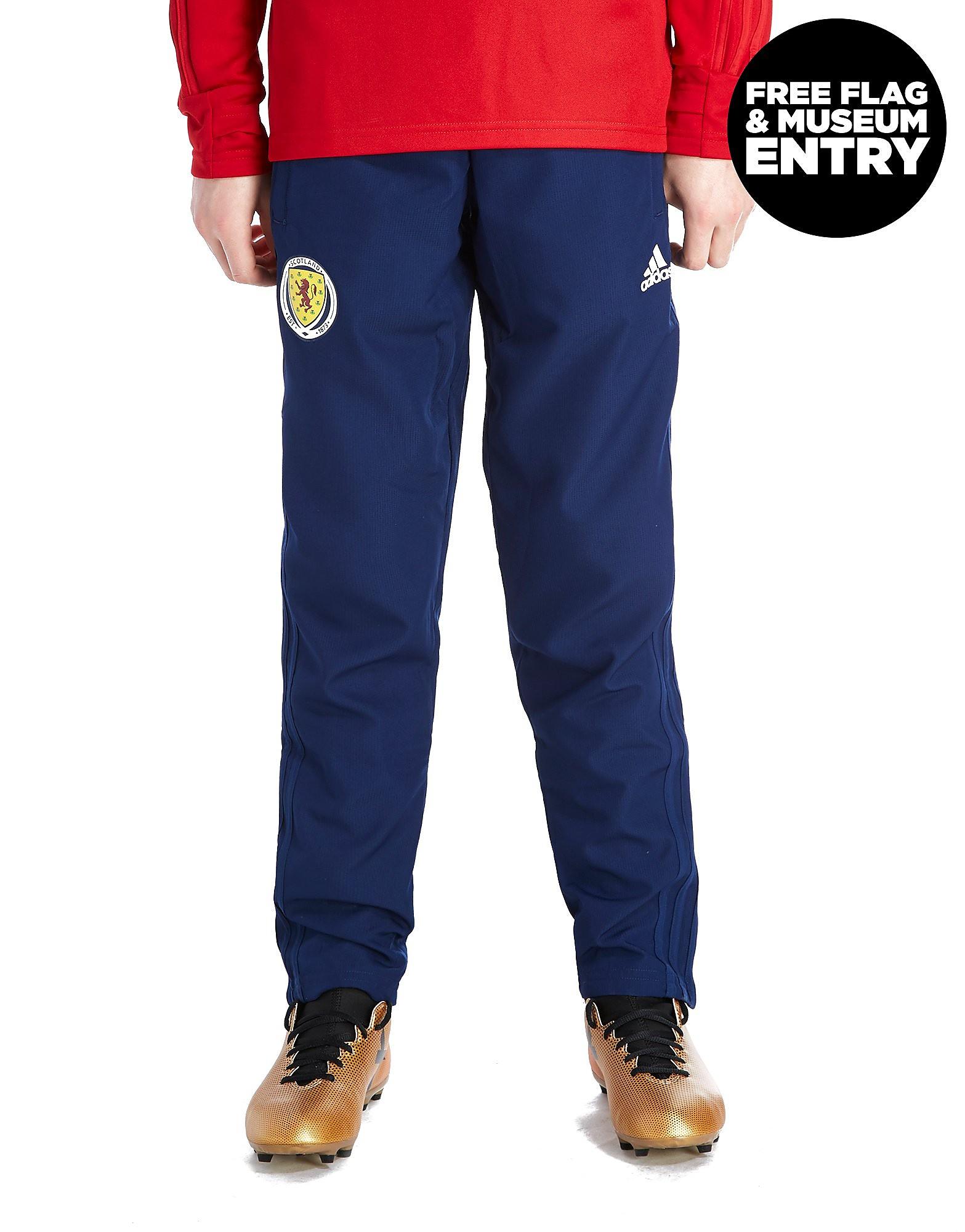 adidas Scotland FA 2018 Woven Pants Junior