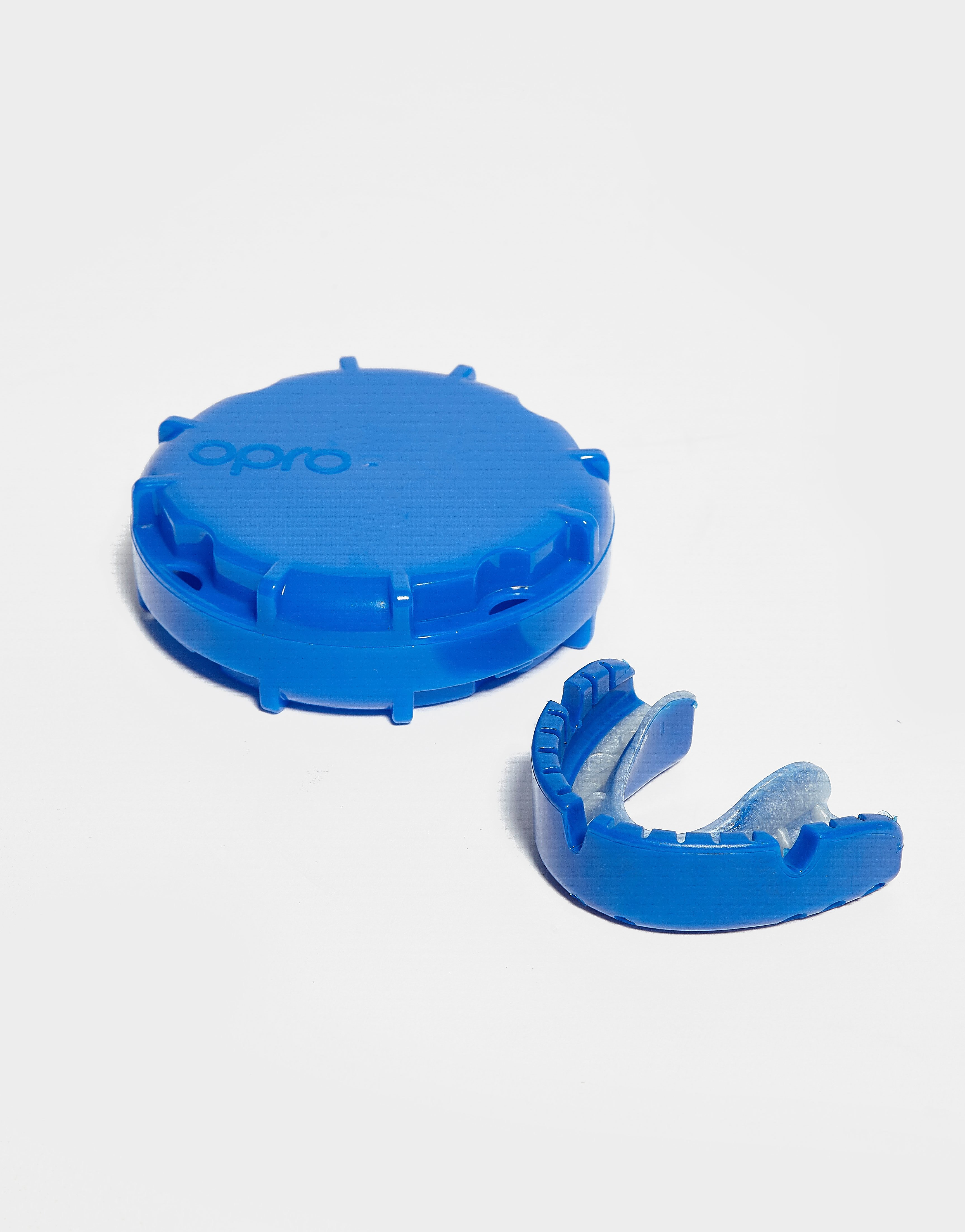Opro Braces Blue Mouthguard - Blauw - Heren