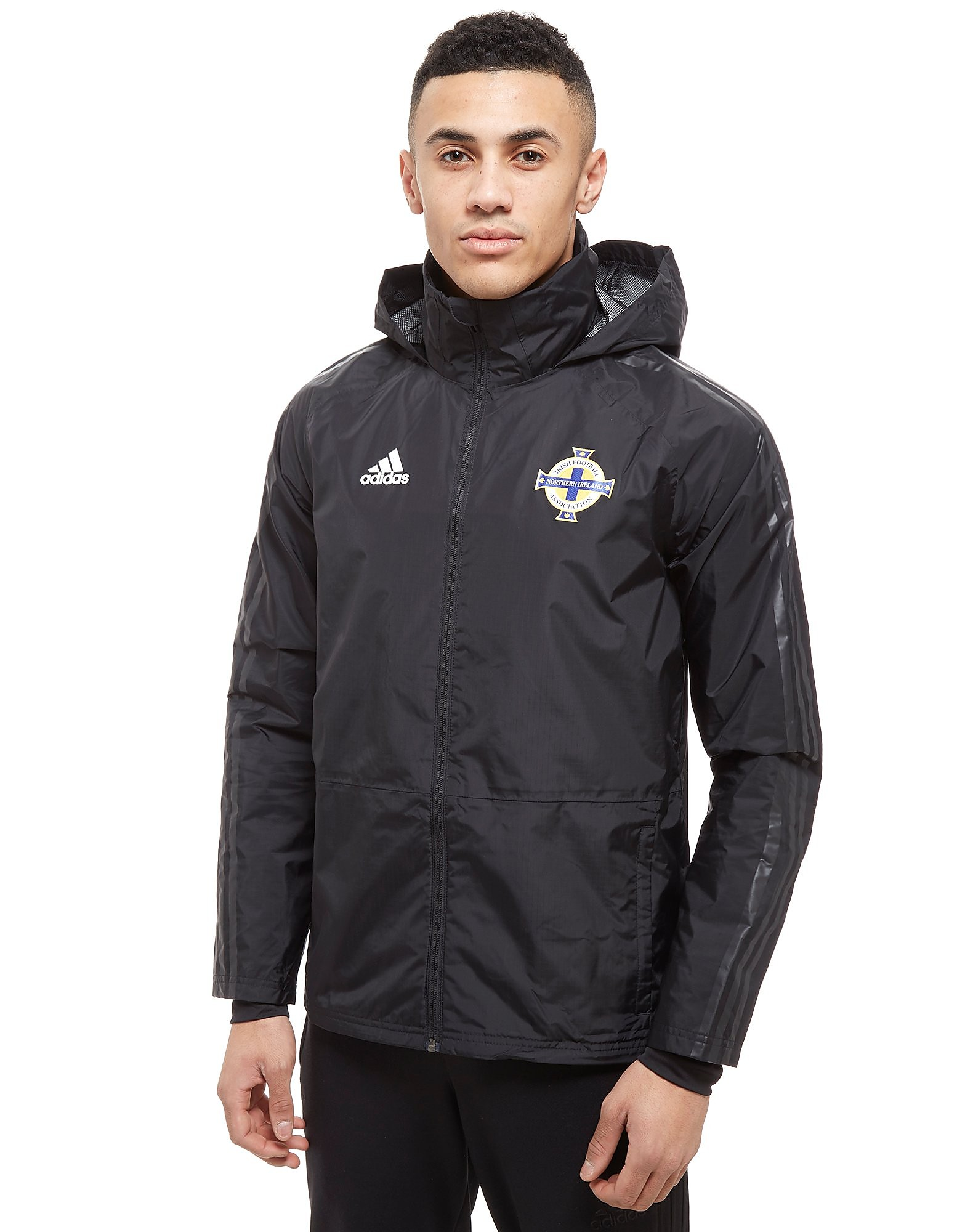 adidas Northern Ireland 2018 Storm Jacket Heren