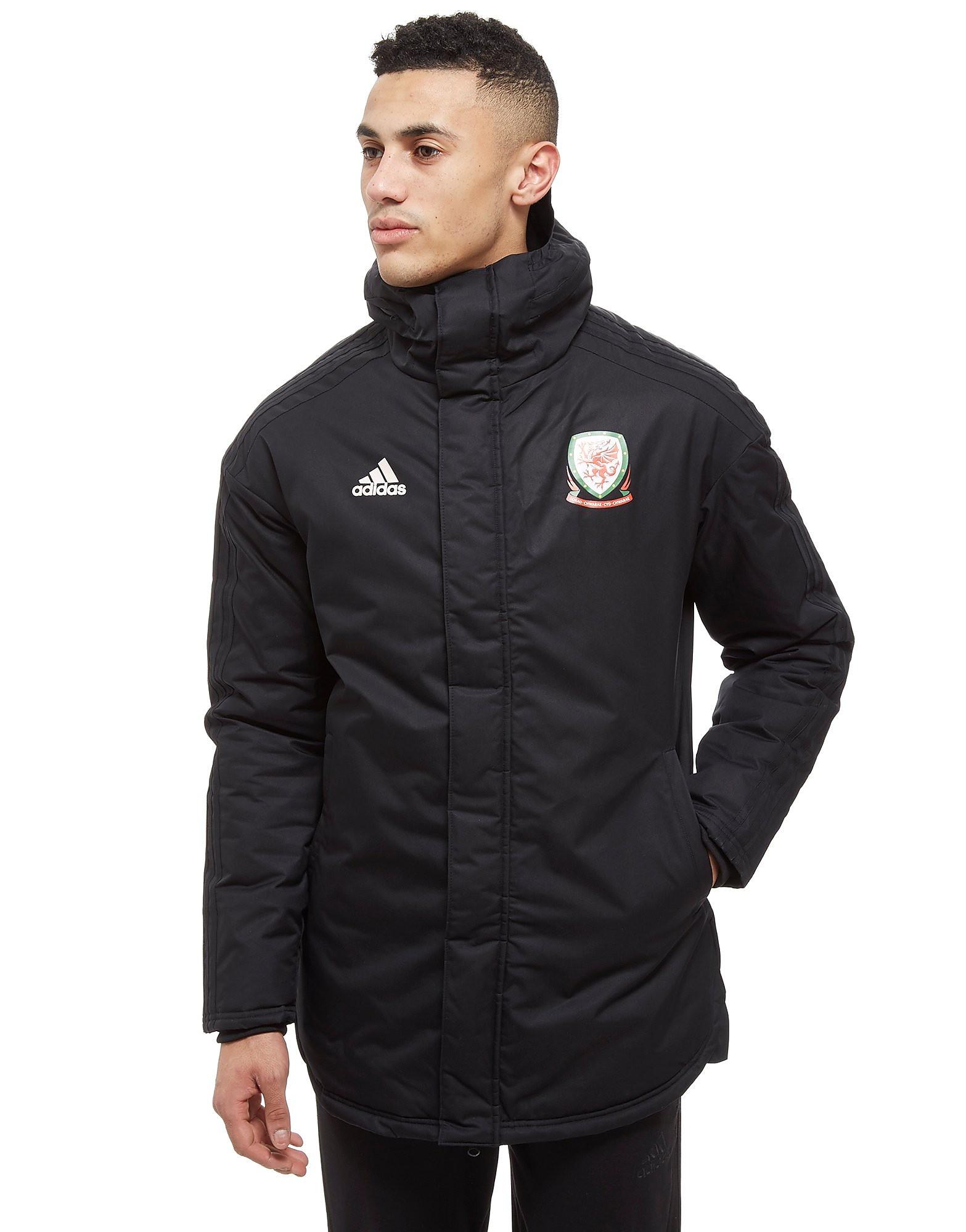 adidas FA Wales 2018 Parka Jacket