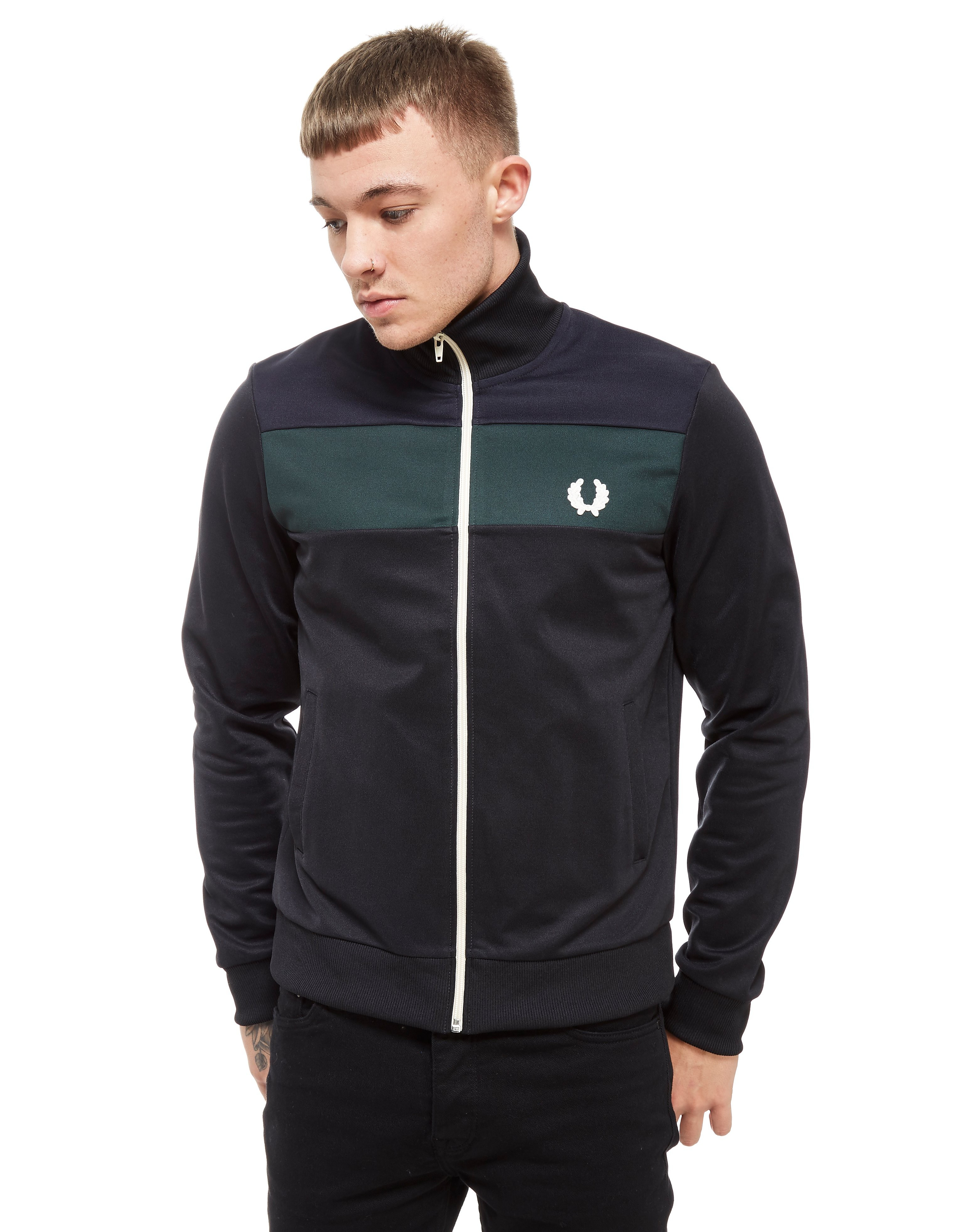 Fred Perry Colourblock Track Top