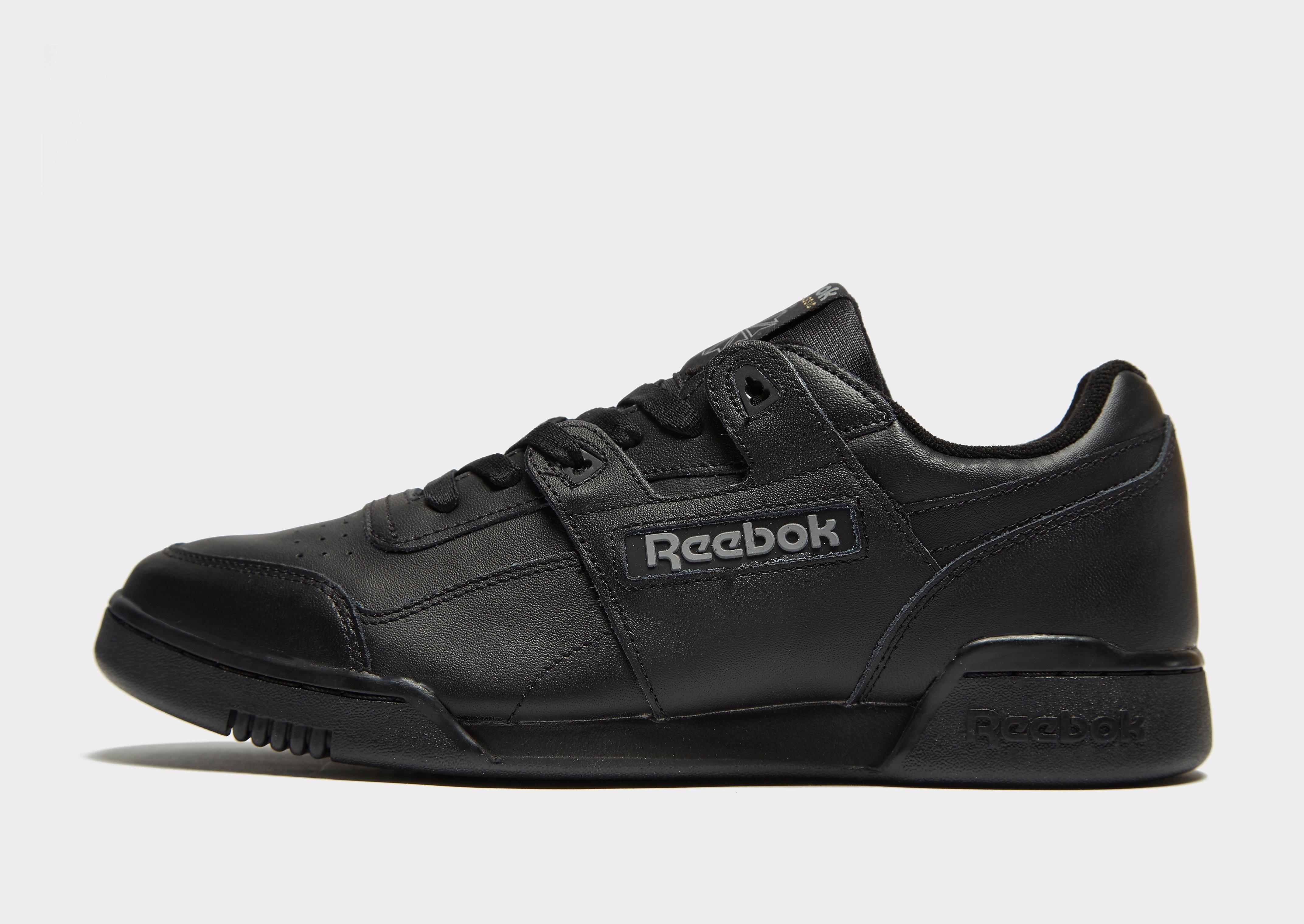 Reebok Workout + - Zwart - Heren