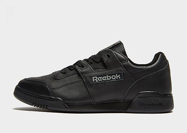 Reebok Workout +, Black / Charcoal