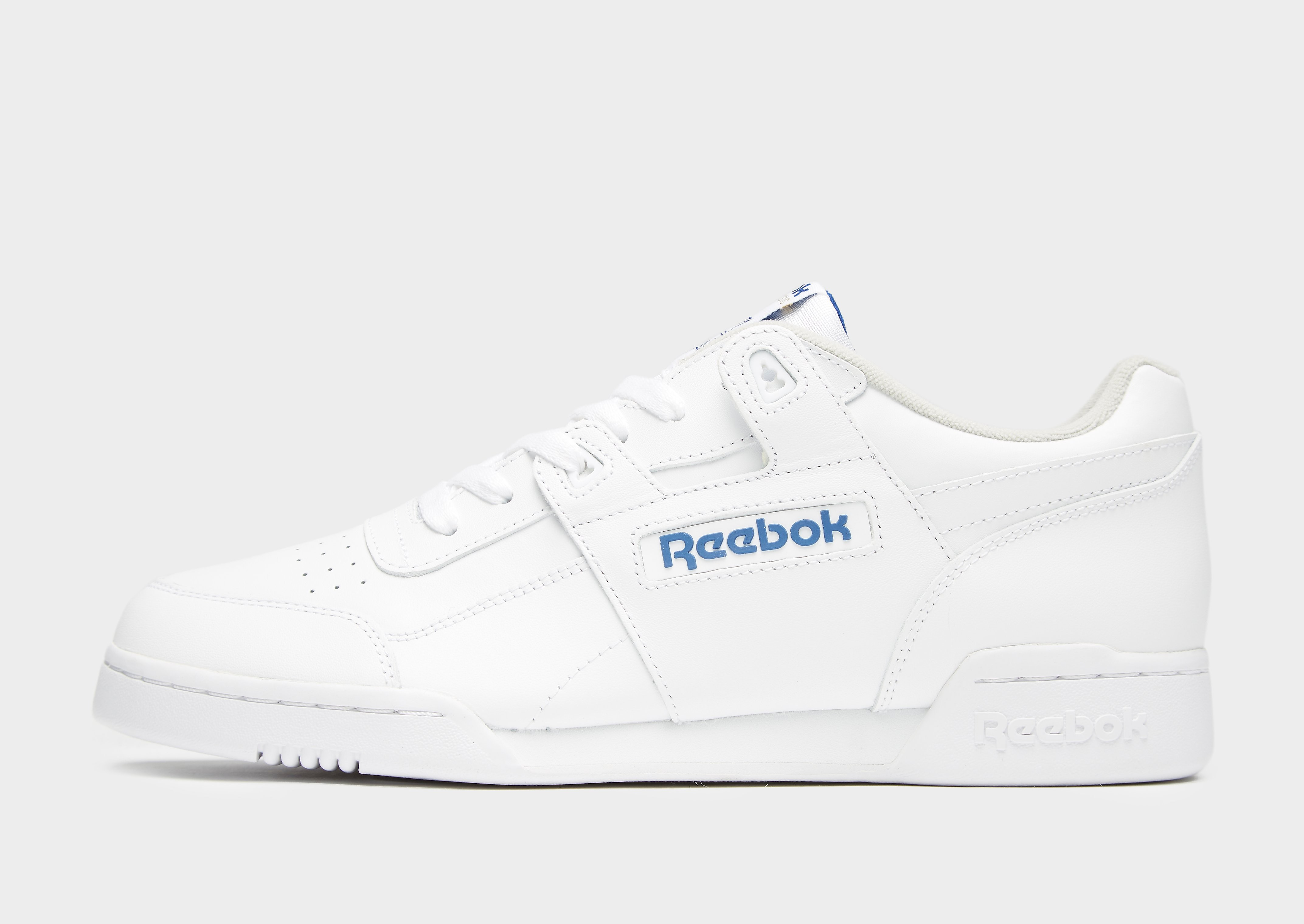 Reebok Workout + - Wit - Heren