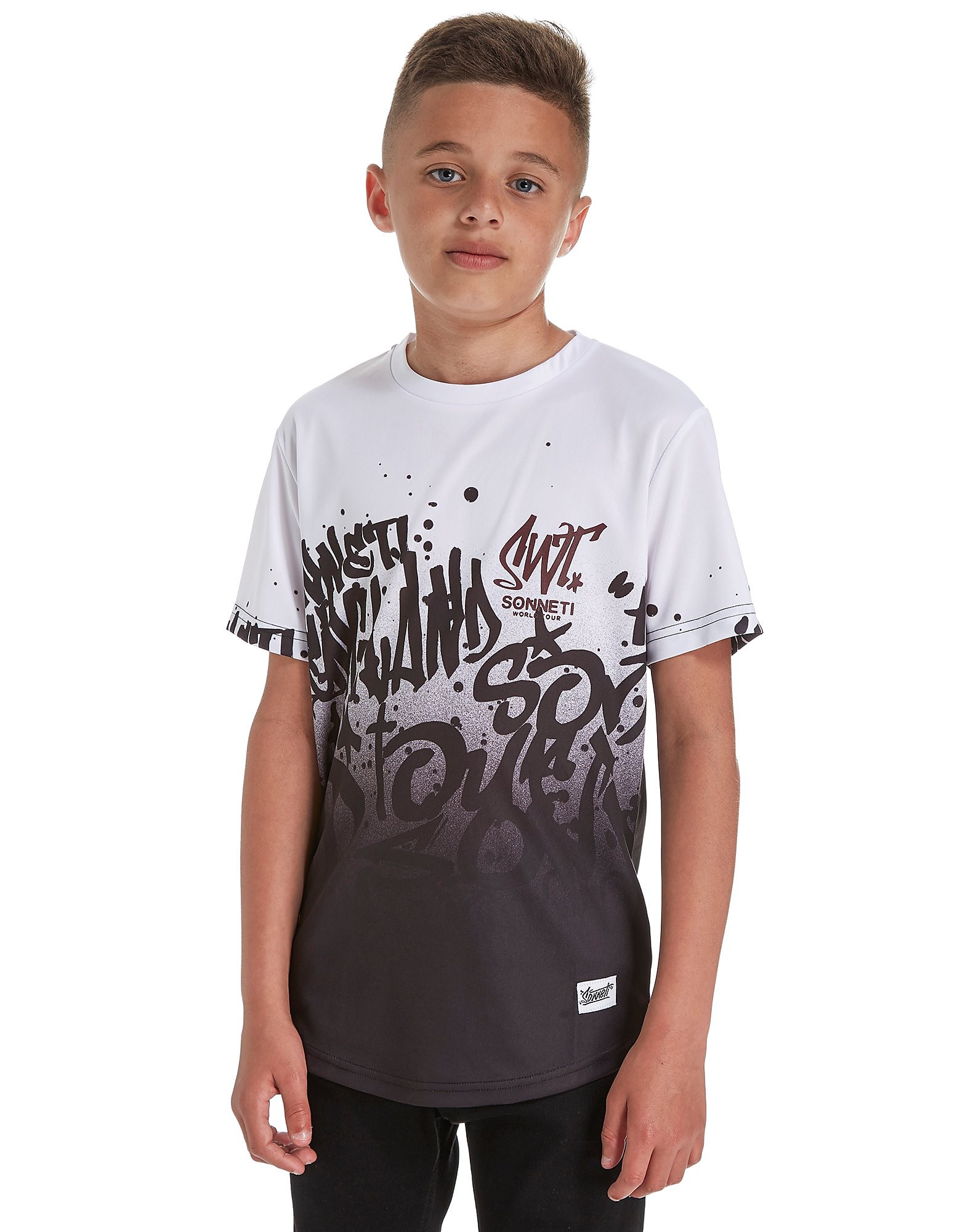 Sonneti Tagged T-Shirt Junior