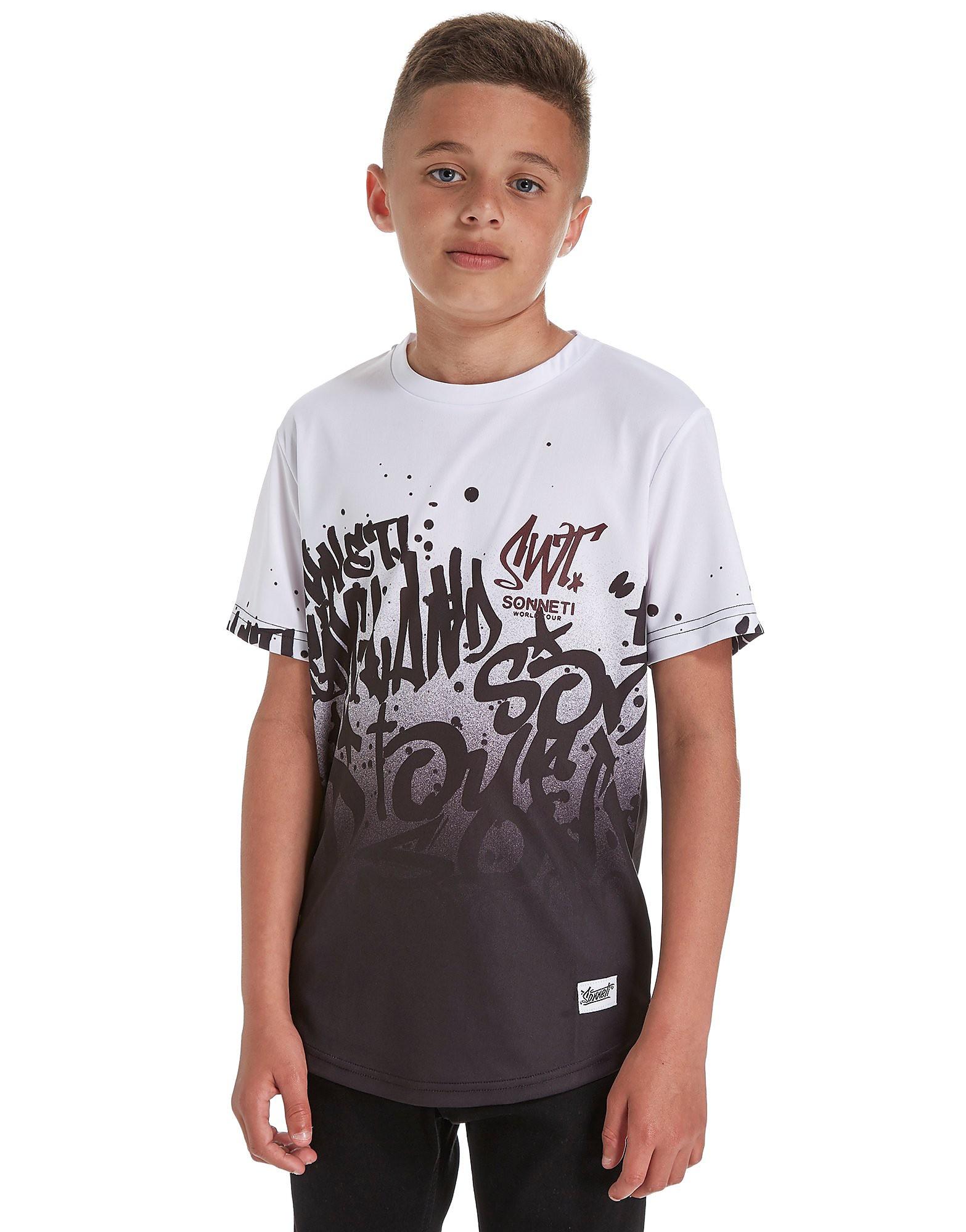 Sonneti Tagged T-Shirt