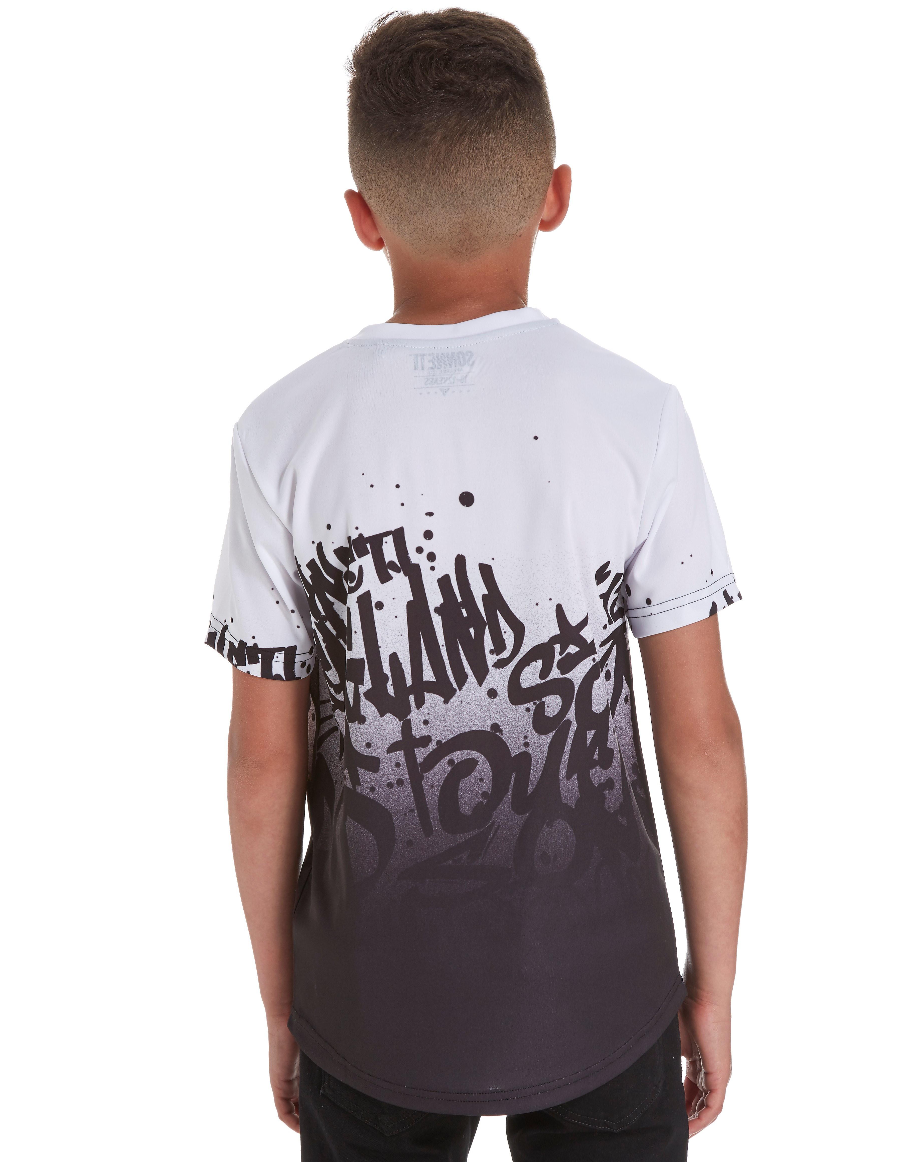 Sonneti Tagged T-Shirt Junior