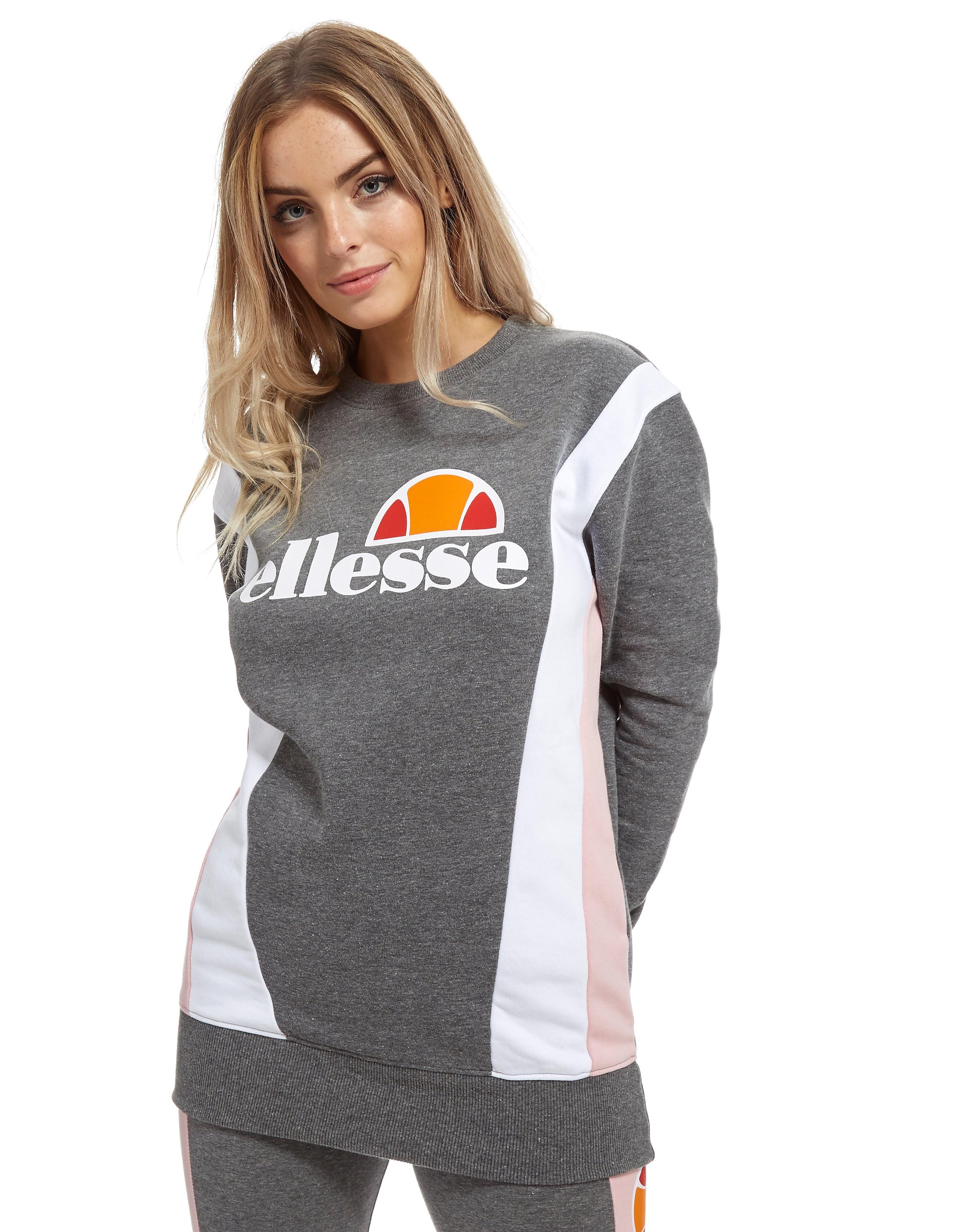 Ellesse Colourblock Sweatshirt Femme