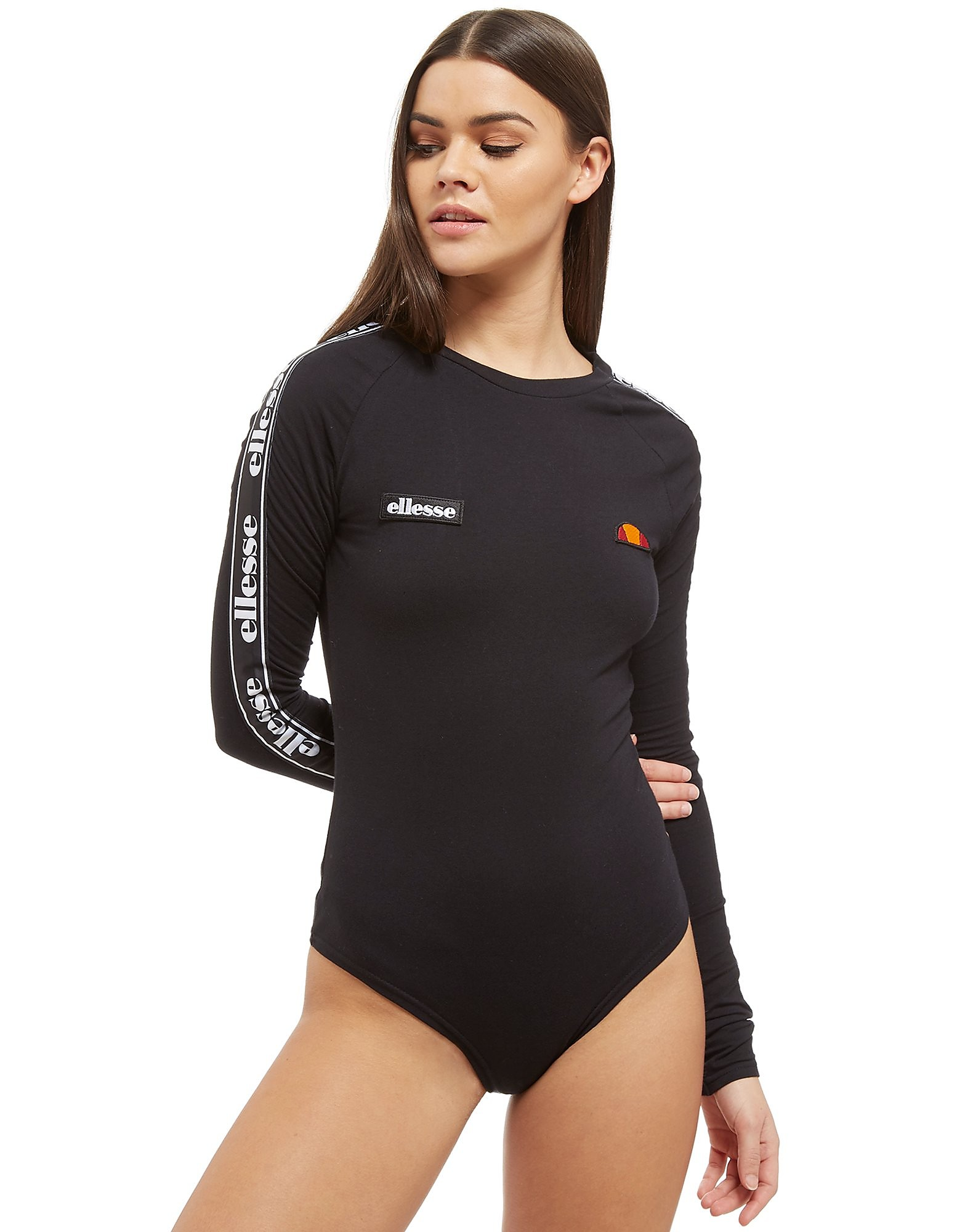 Ellesse body de manga larga Tape Logo