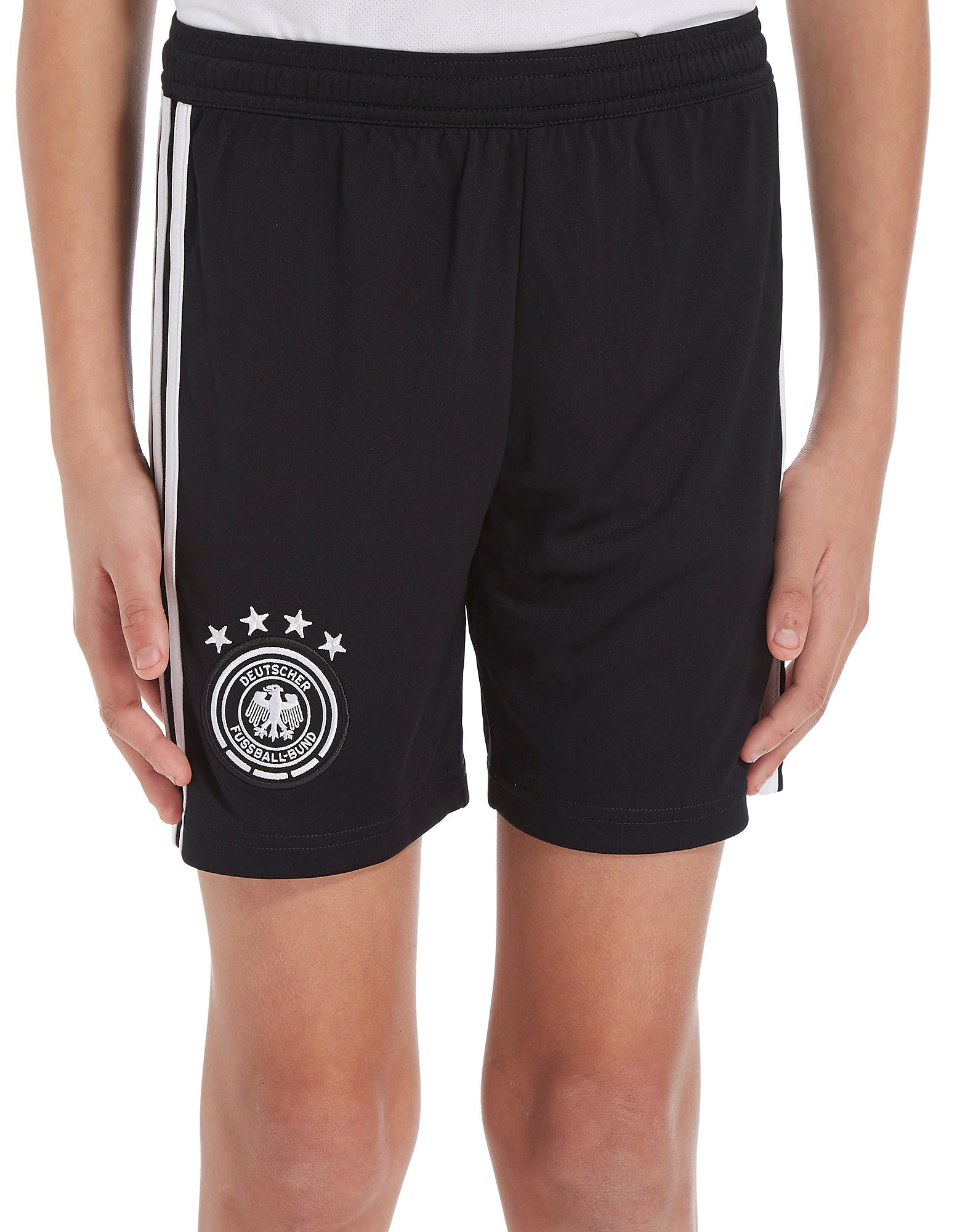 adidas Germany 2017/18 Home Shorts Junior