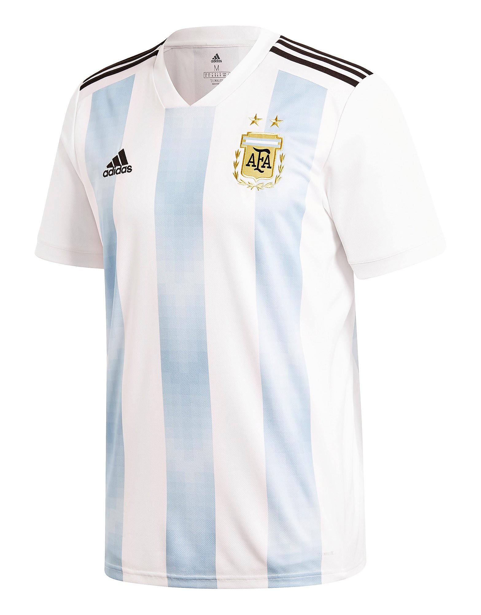 adidas Argentina 2017/18 Heimtrikot Junior