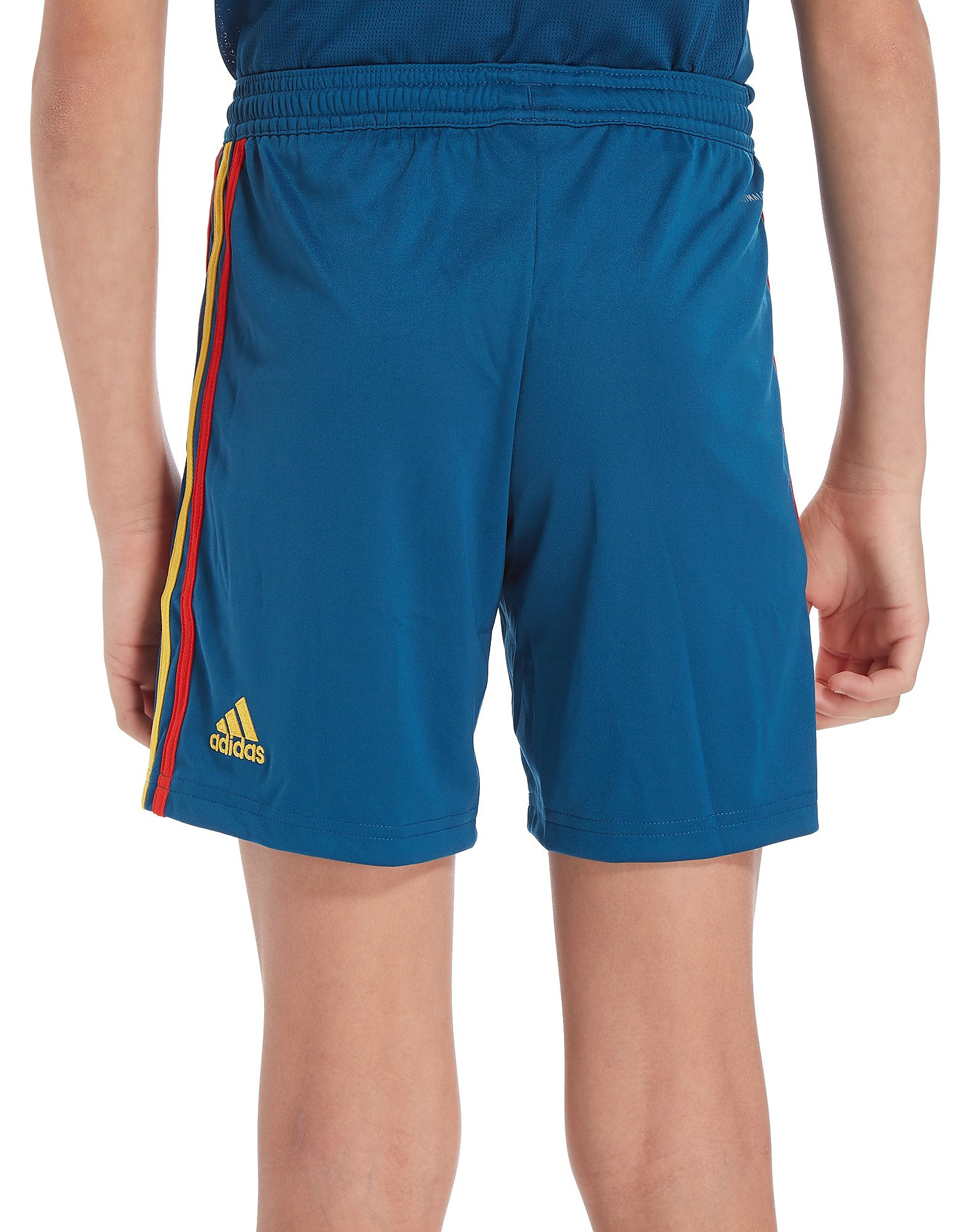 adidas Spagna 2017/18 Home Shorts Junior