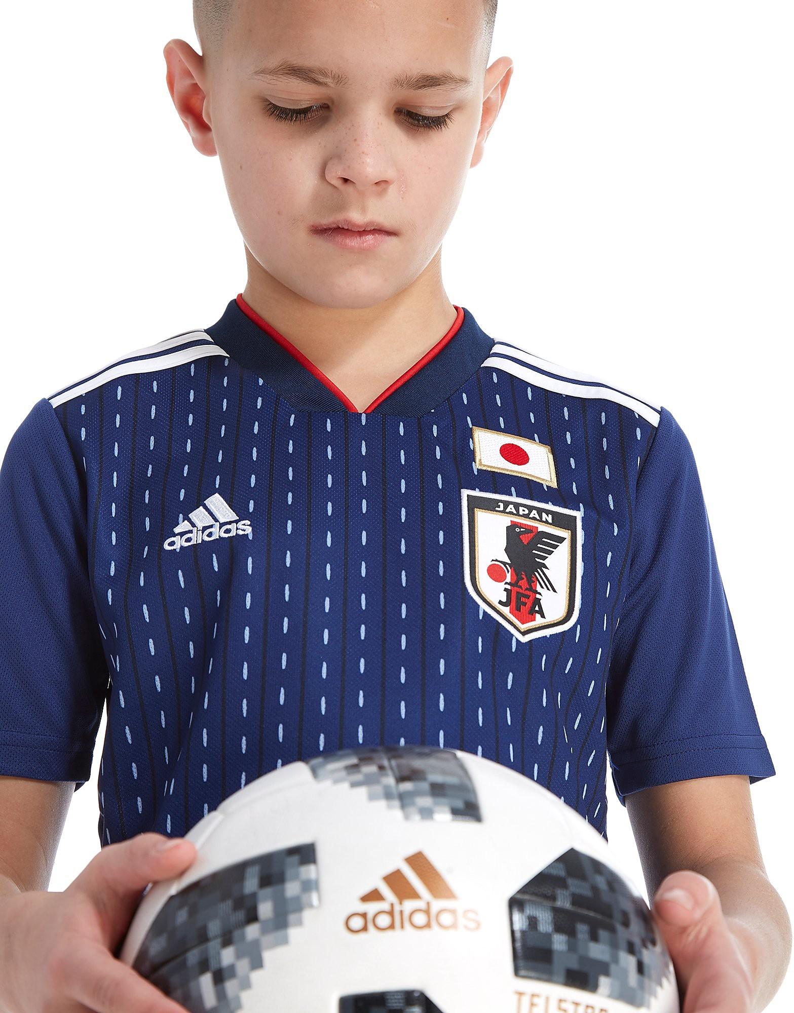 adidas Japan Home 2018 Shirt Junior