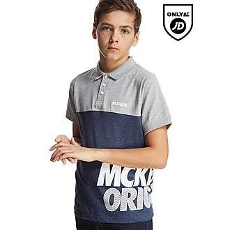 McKenzie Clinton Polo Shirt Junior