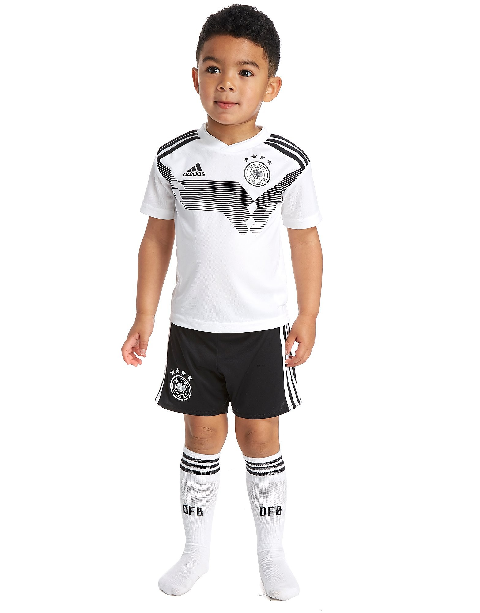 adidas Germania 2017/18 Mini Completo Bambino