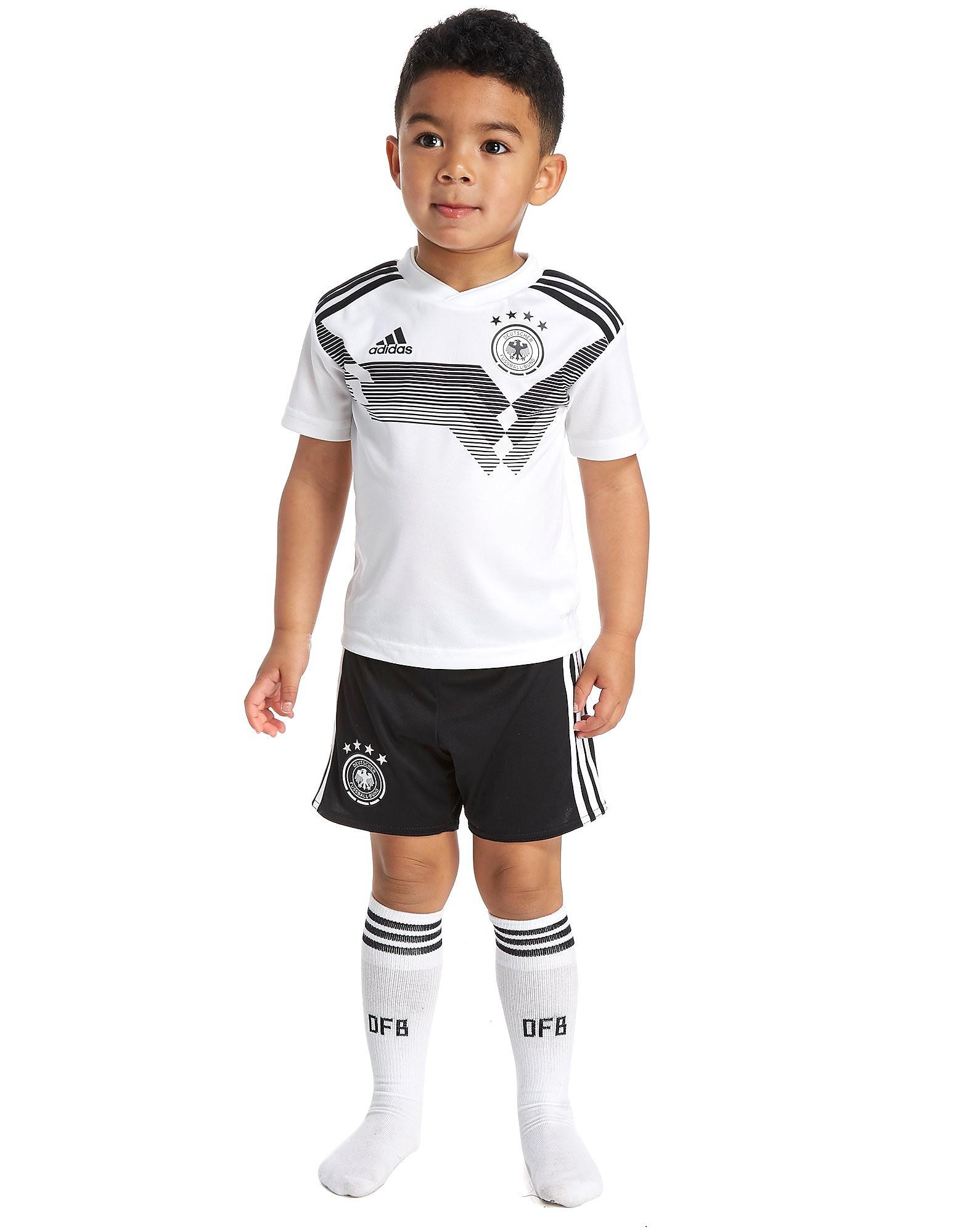 adidas conjunto Alemania 2017/18 Mini infantil