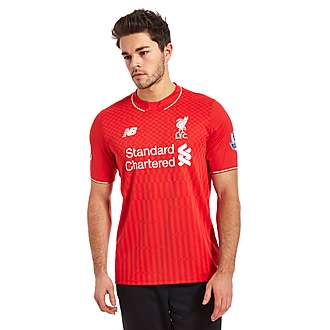 New Balance Liverpool FC Home 2015 Coutinho #10 Shirt