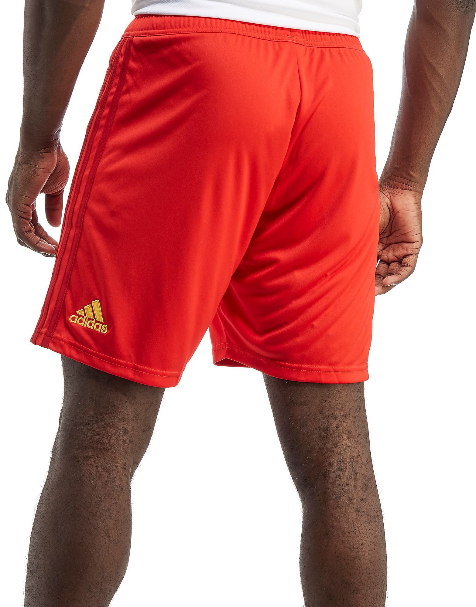 adidas Belgium 2018 Home Shorts PRE ORDER