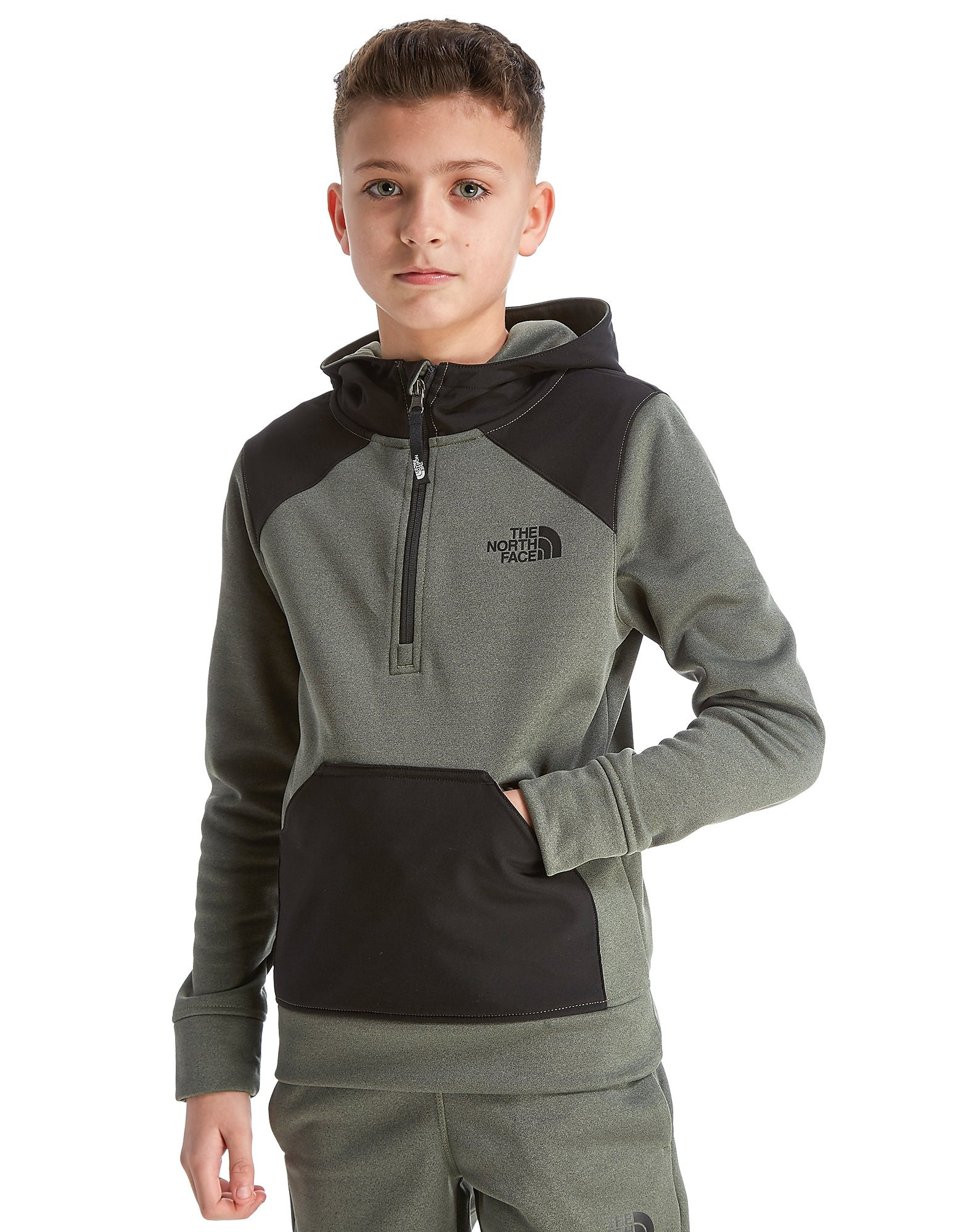 The North Face Mittelegi 1/2 Zip Hoodie Junior