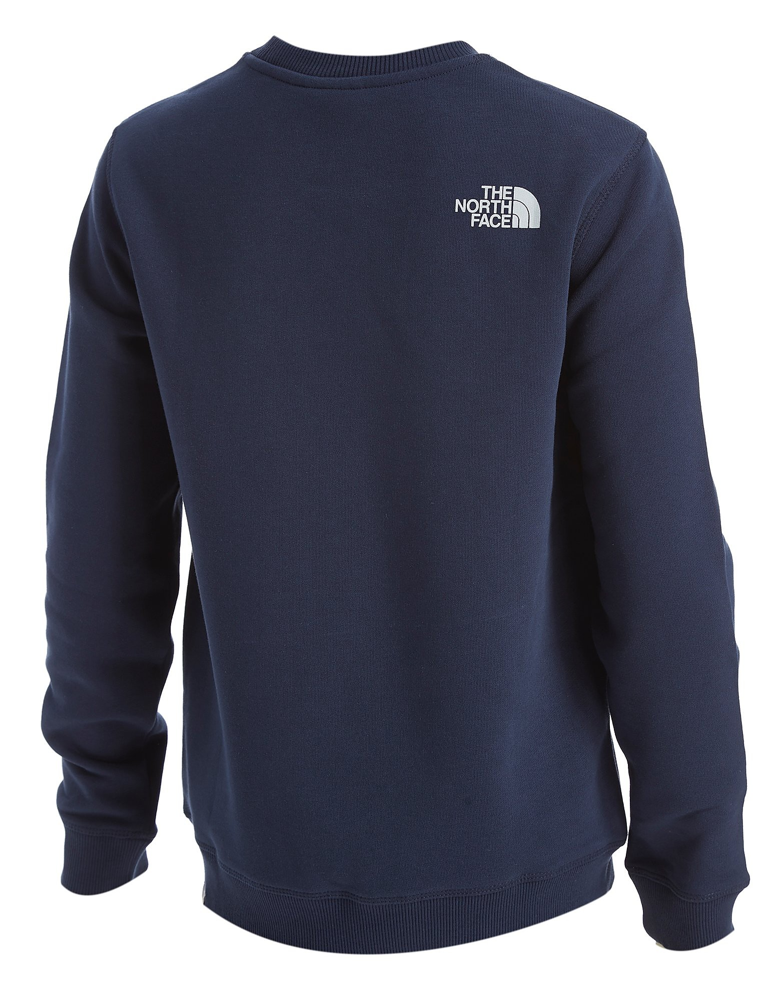 The North Face Box Logo Crew Sweatshirt Junior