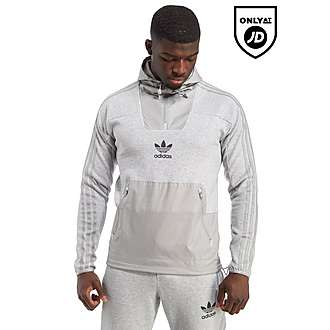 adidas Originals Street Run Half Zip Hoody