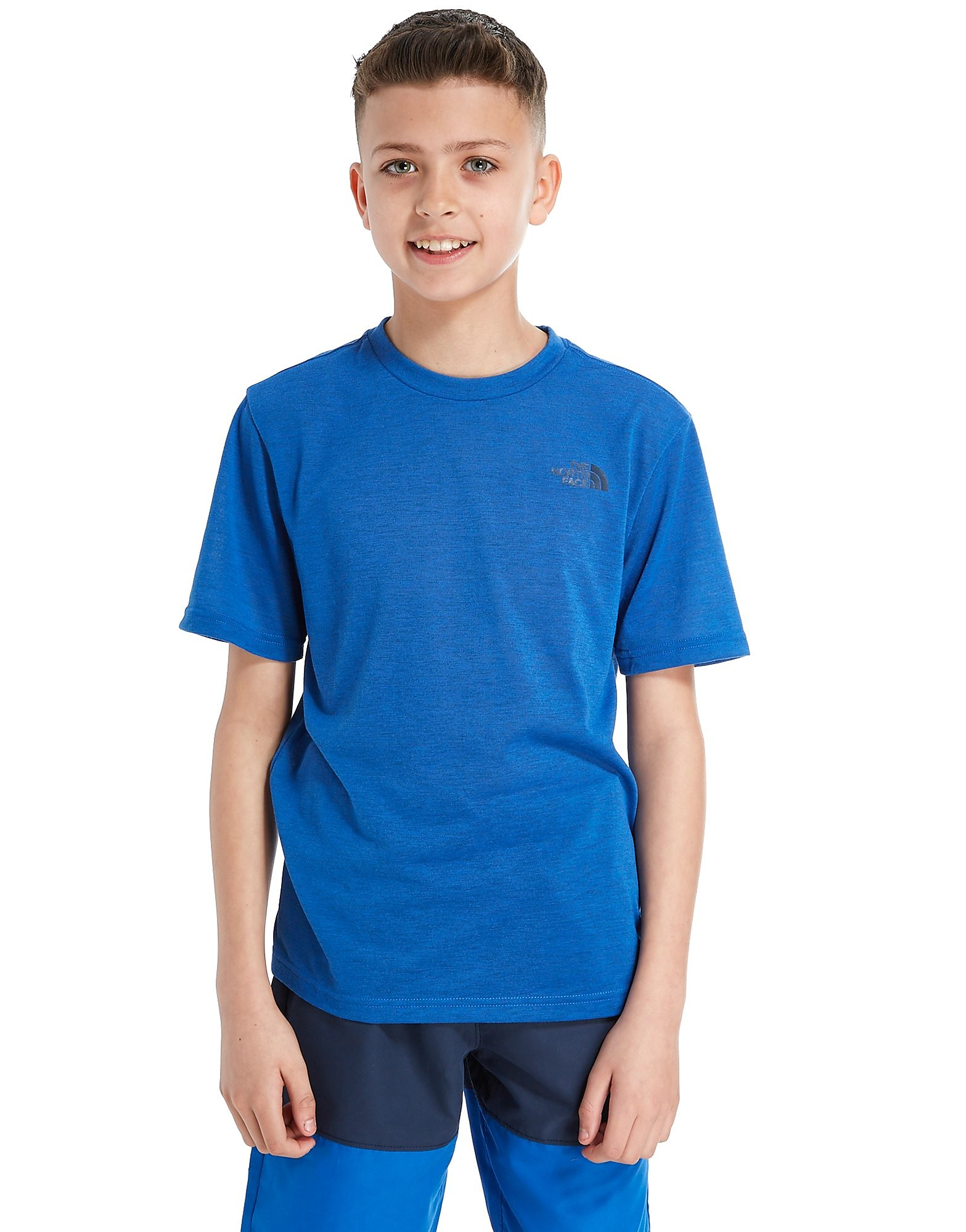 The North Face Reaxion T-Shirt Junior - Blauw - Kind