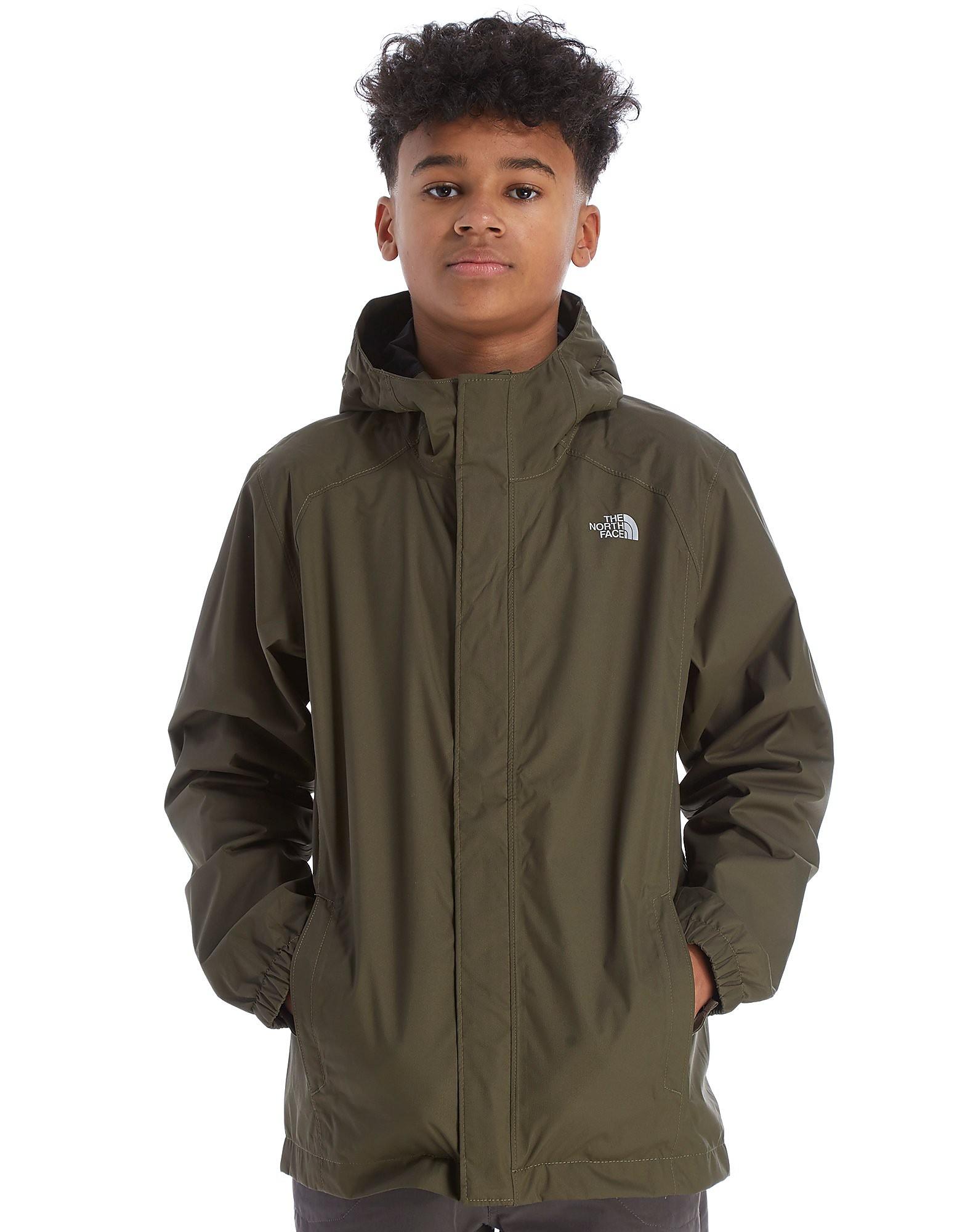 The North Face Resolve Jacket Junior - alleen bij JD - Groen - Kind