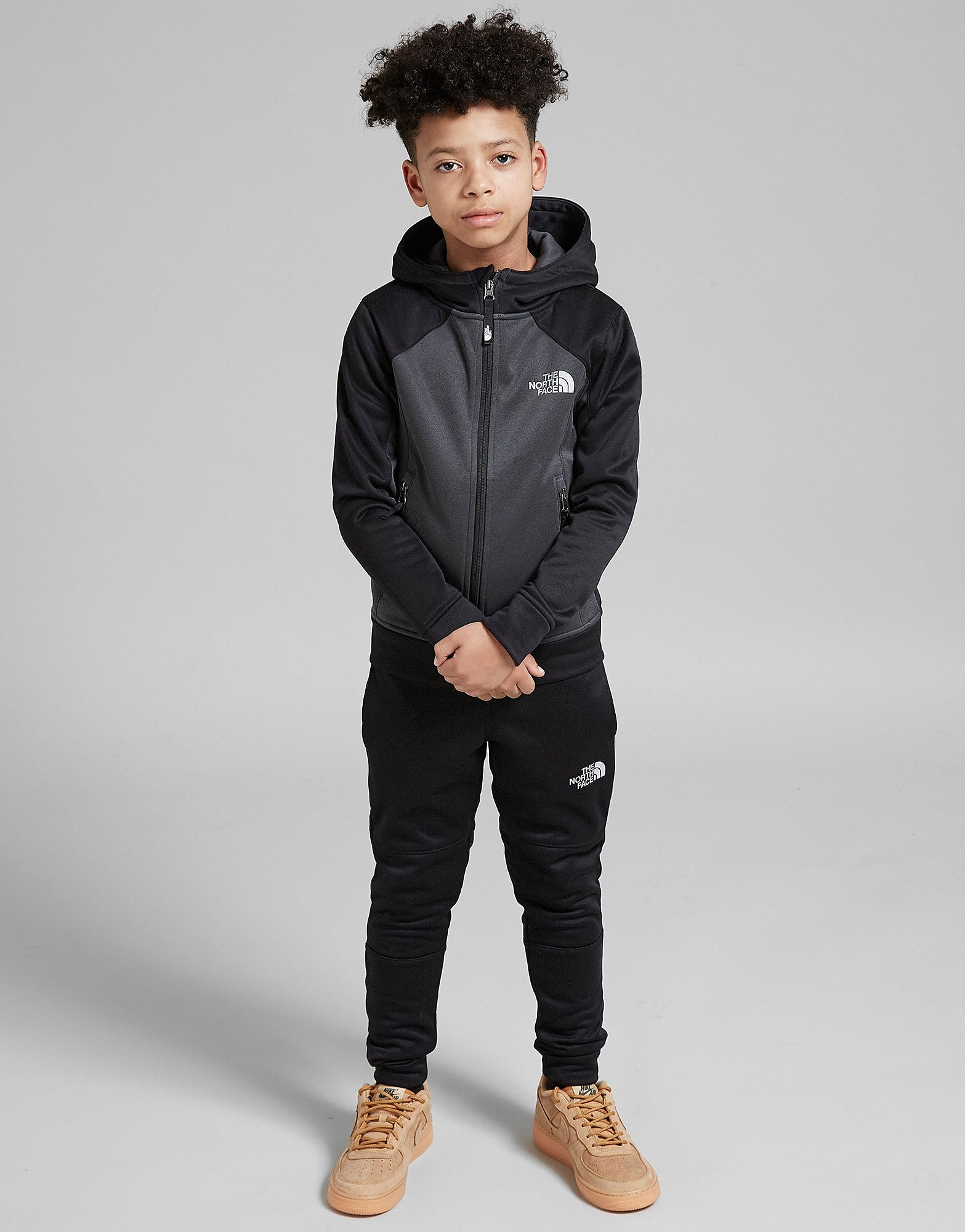 The North Face Mittelegi Full Zip Hoodie Junior