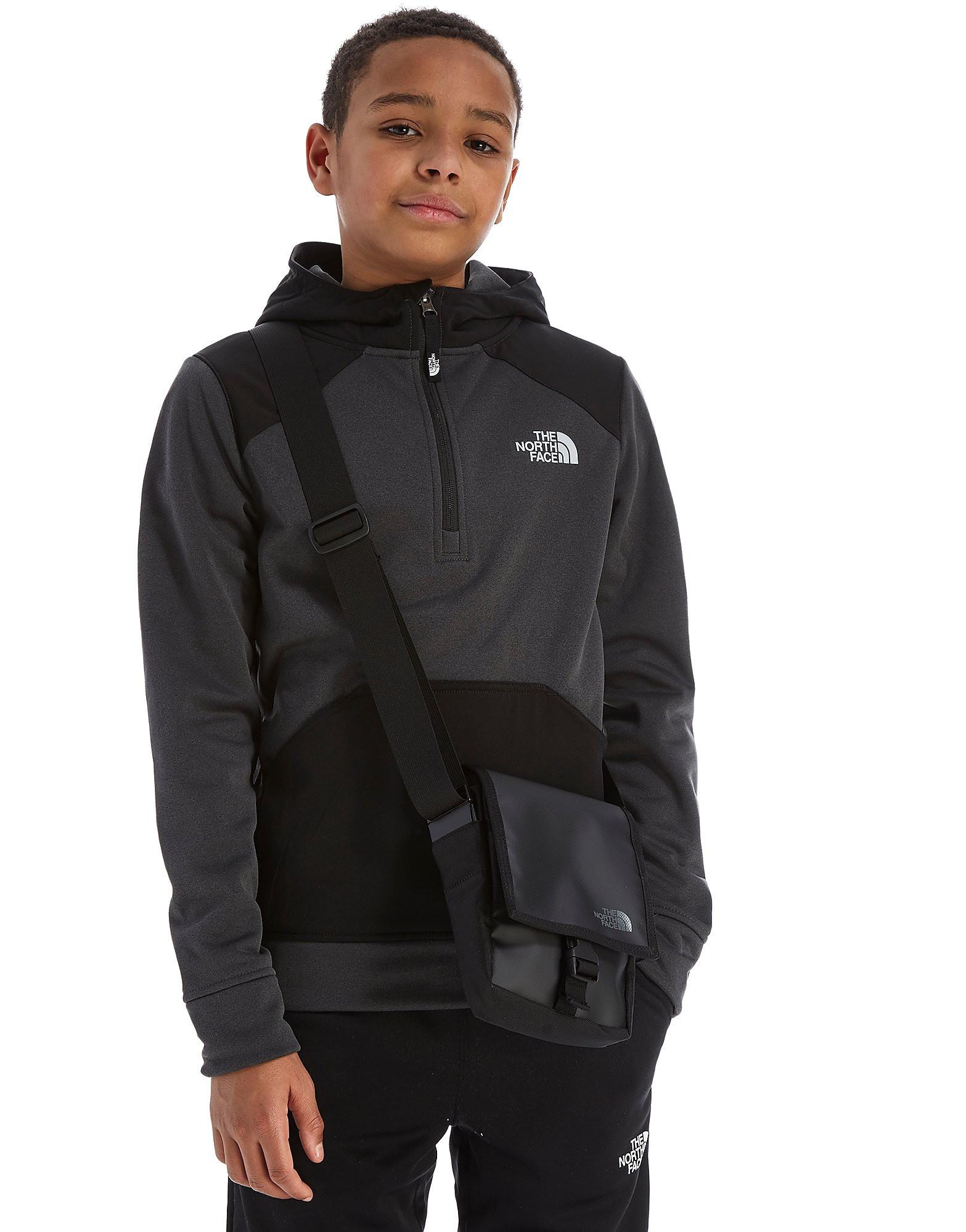 The North Face Mittellegi 1/2 Zip Hoodie Junior - Only at JD - Black, Black