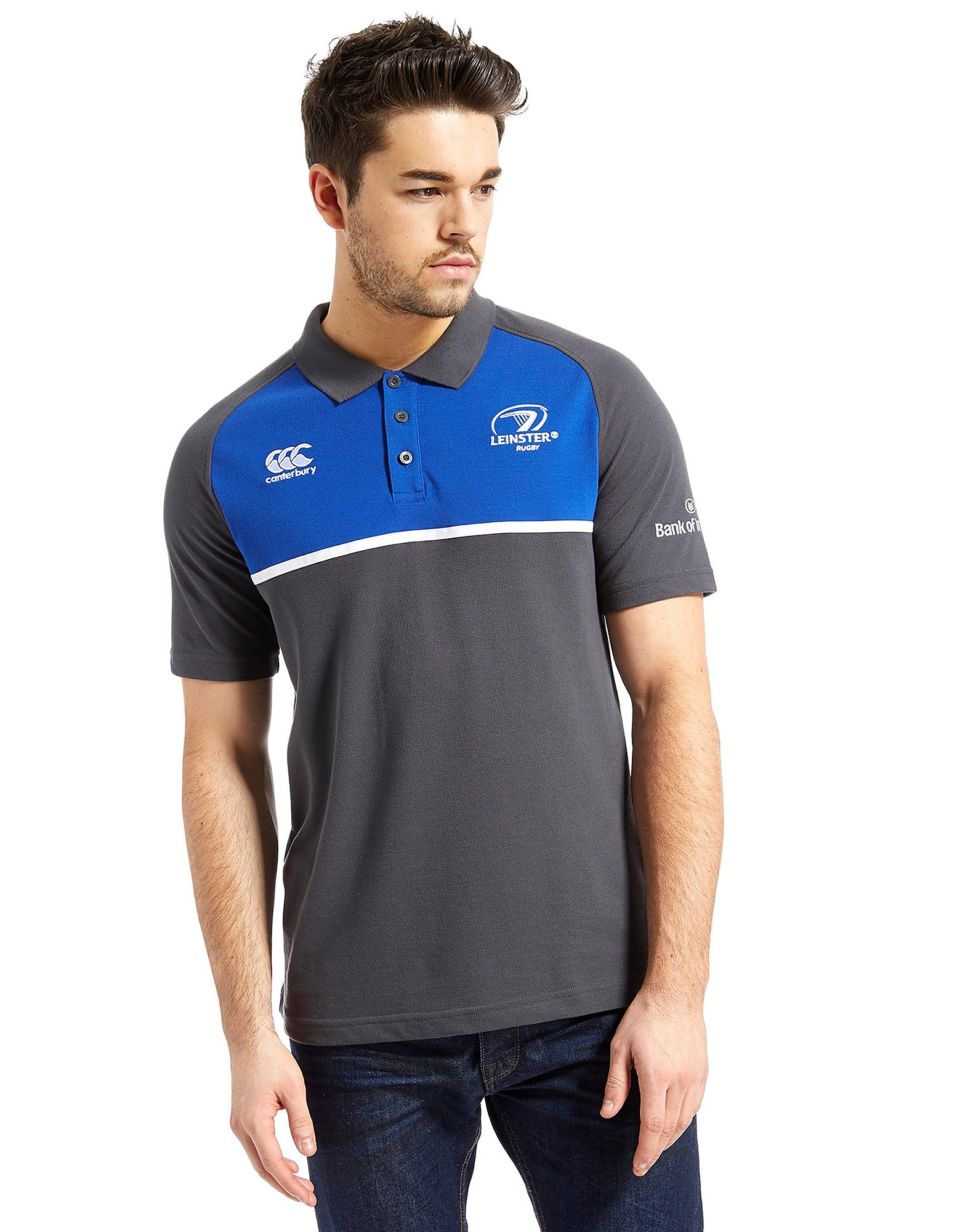 Canterbury Leinster-trainingspoloshirt