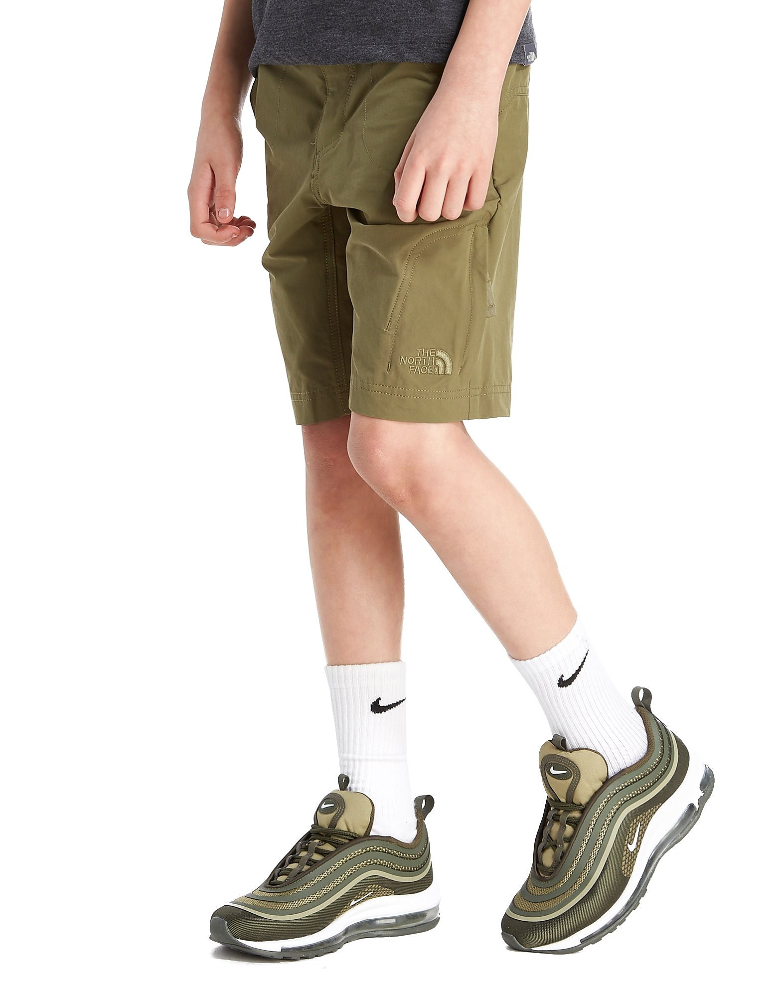 The North Face Exploration Shorts Junior - Groen - Kind