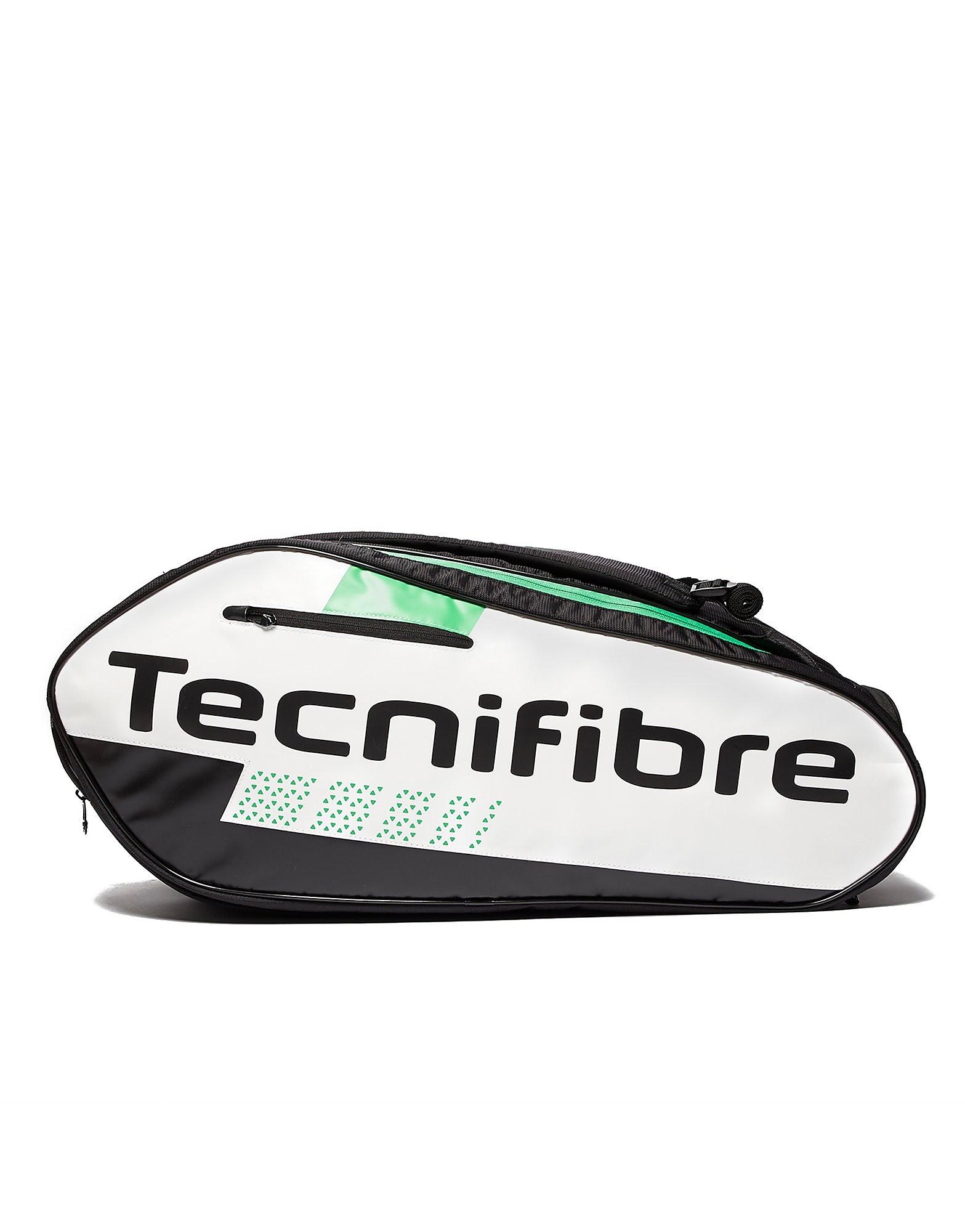 Tecnifibre Squash Green 12R Racket Bag