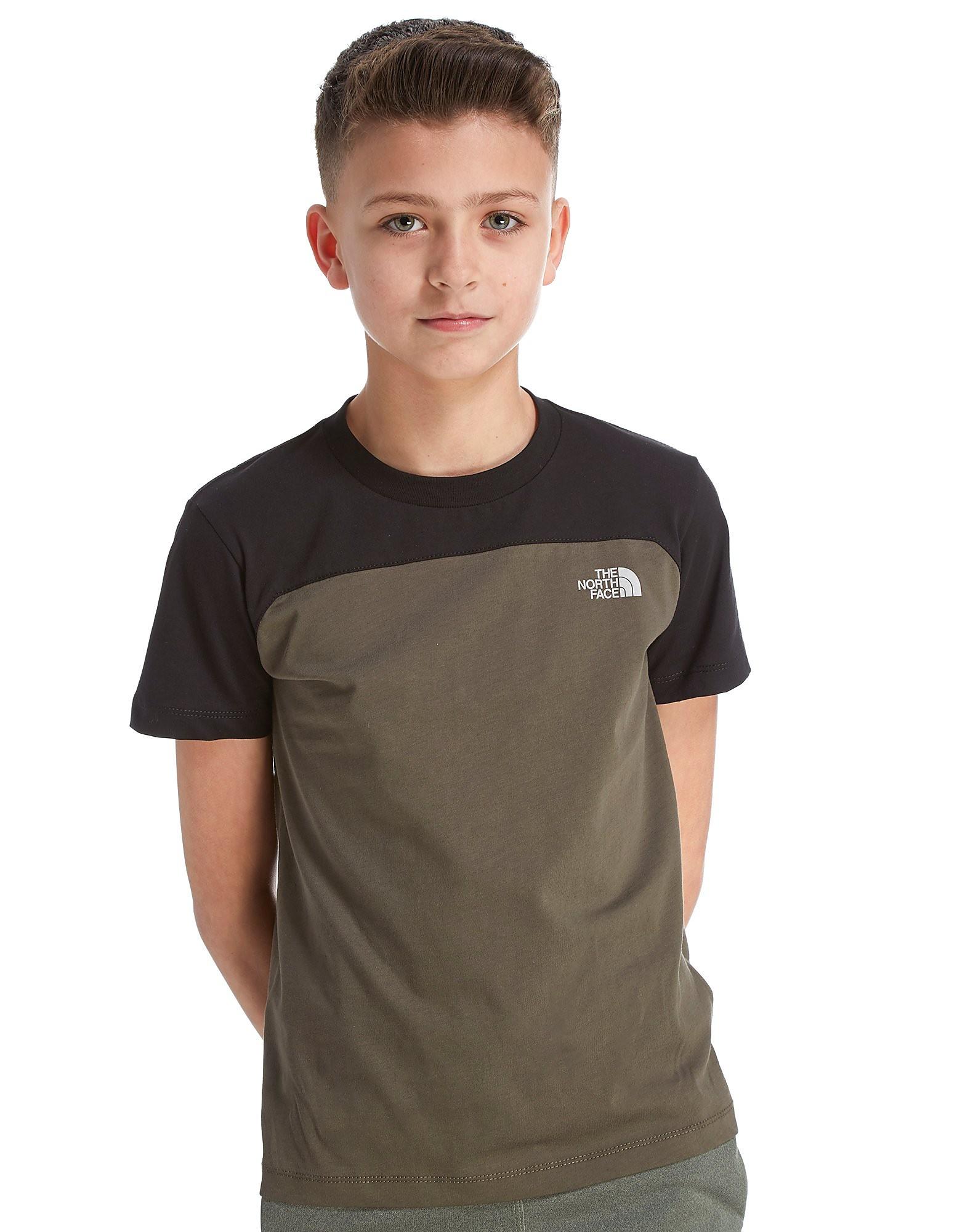 The North Face Colourblock T-Shirt Junior