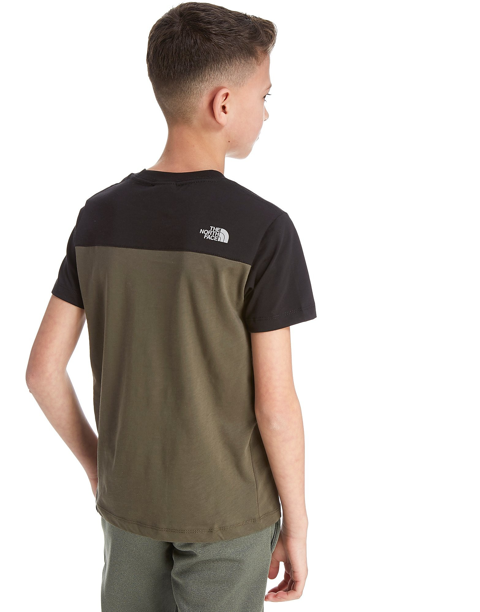 The North Face Colourblock T-Shirt Junior