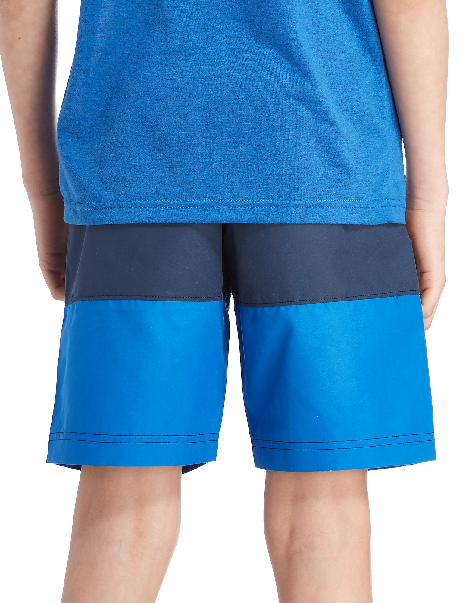 The North Face Colour Block Swim Shorts Junior