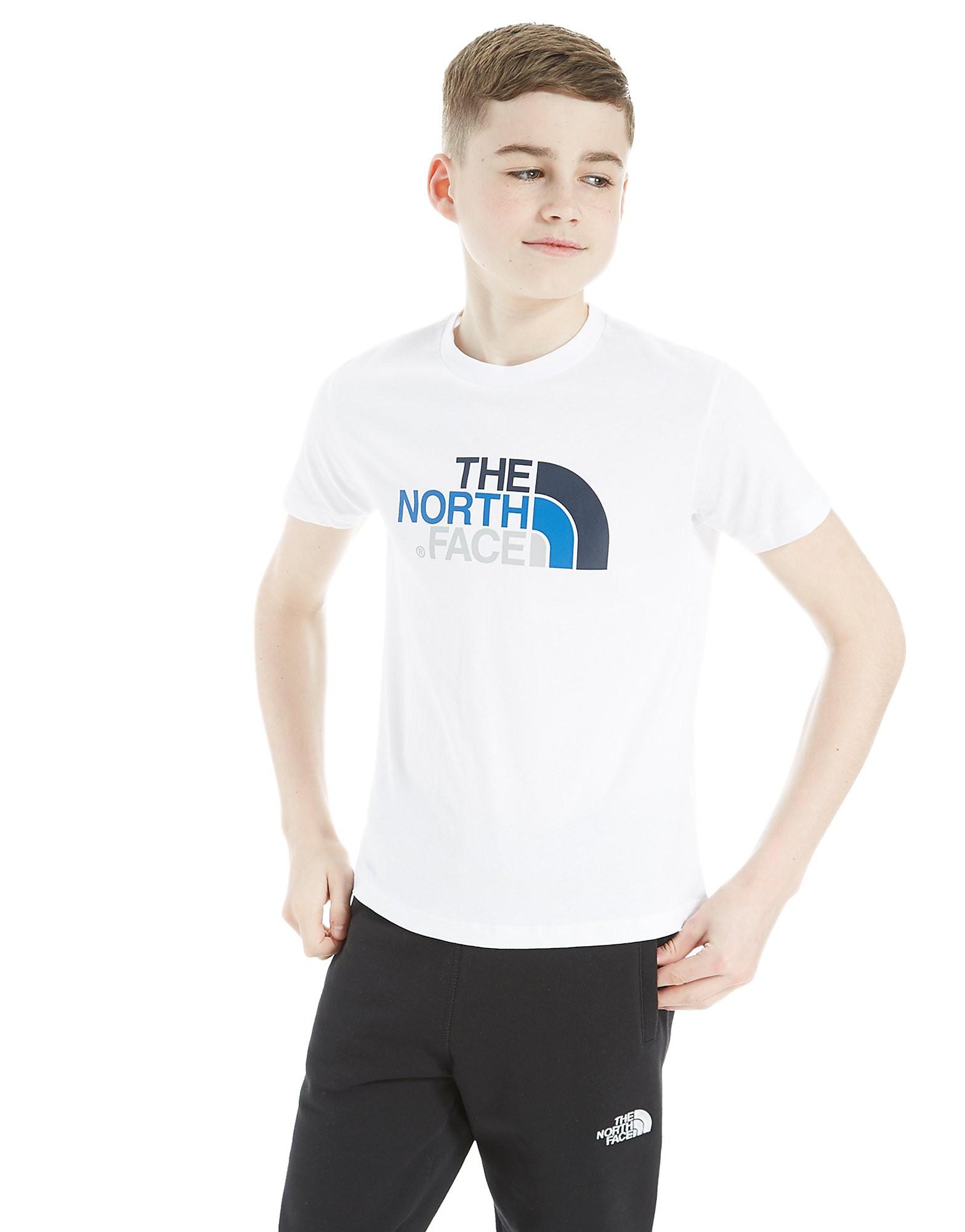 The North Face camiseta Easy júnior