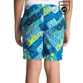 Carbrini Wave Swim Shorts Junior