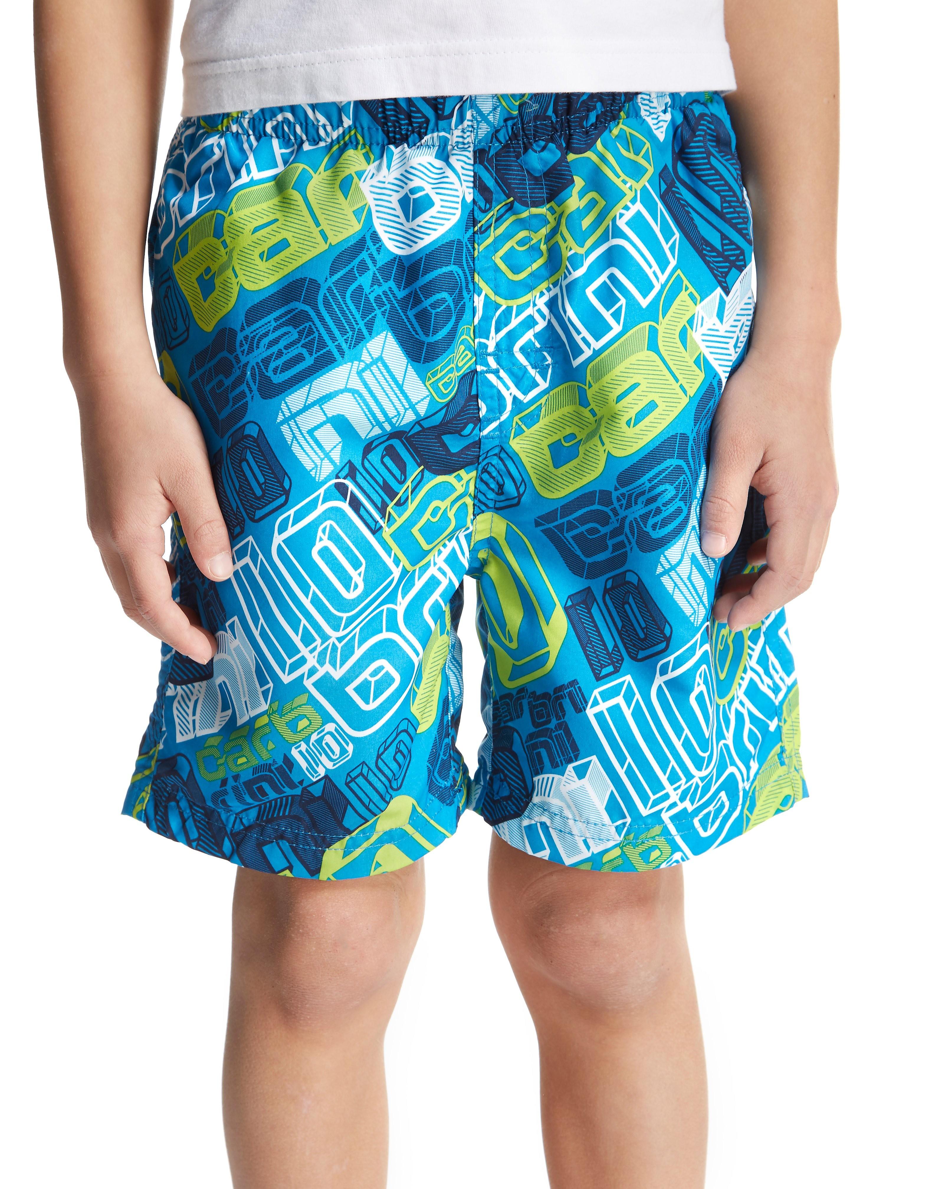 Carbrini Wave Swim Shorts Children