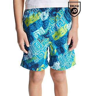 Carbrini Wave Swim Shorts Children